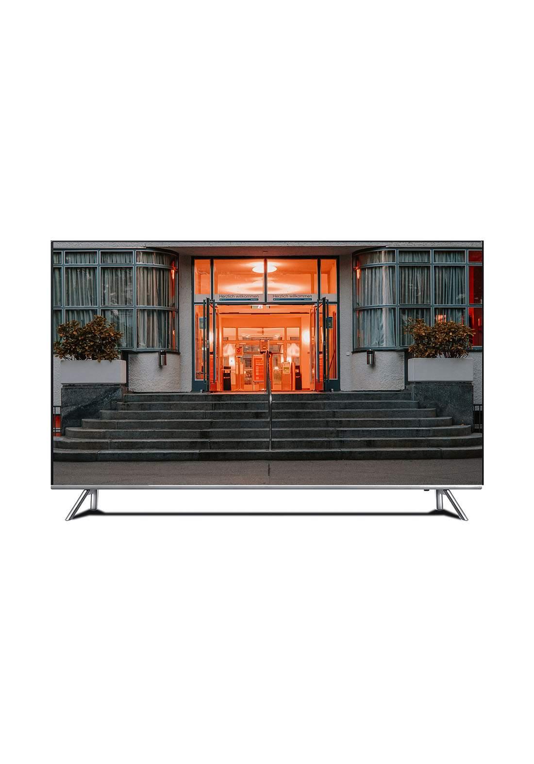 Shark Led Tv - 55inch 4K شاشة