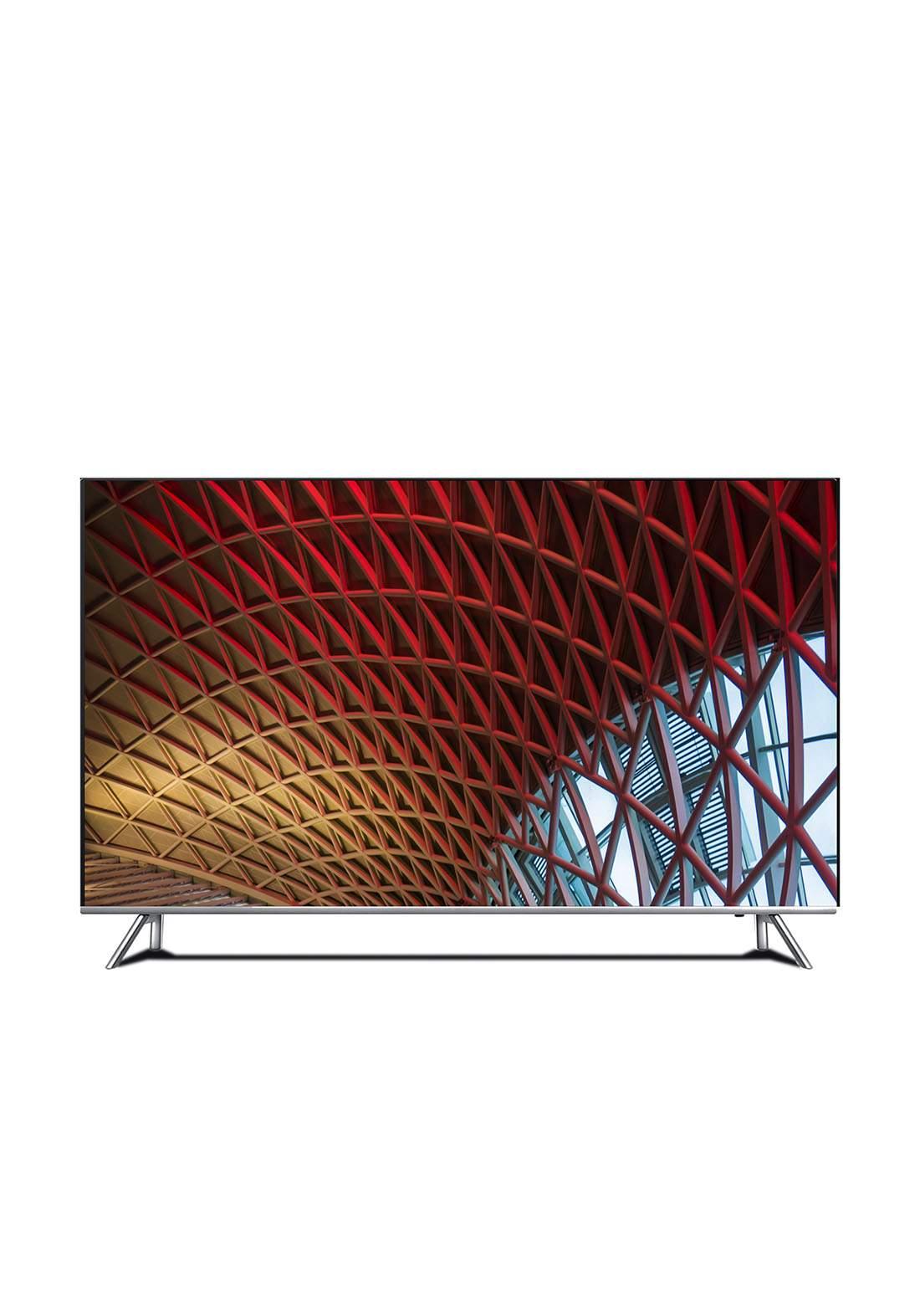 Shark Smart Led Tv - 58inch 4K شاشة ذكية مقوسة