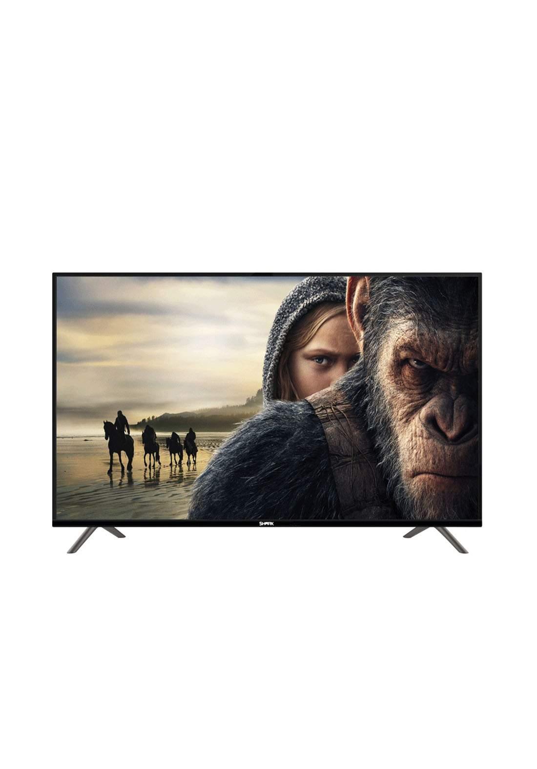 Shark Smart Led Tv - 60inch 4K شاشة ذكية