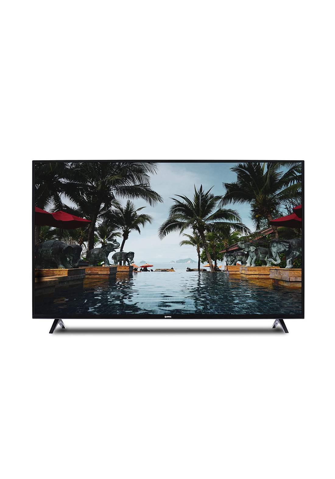 Shark Smart Led Tv - 75inch 4K شاشة ذكية