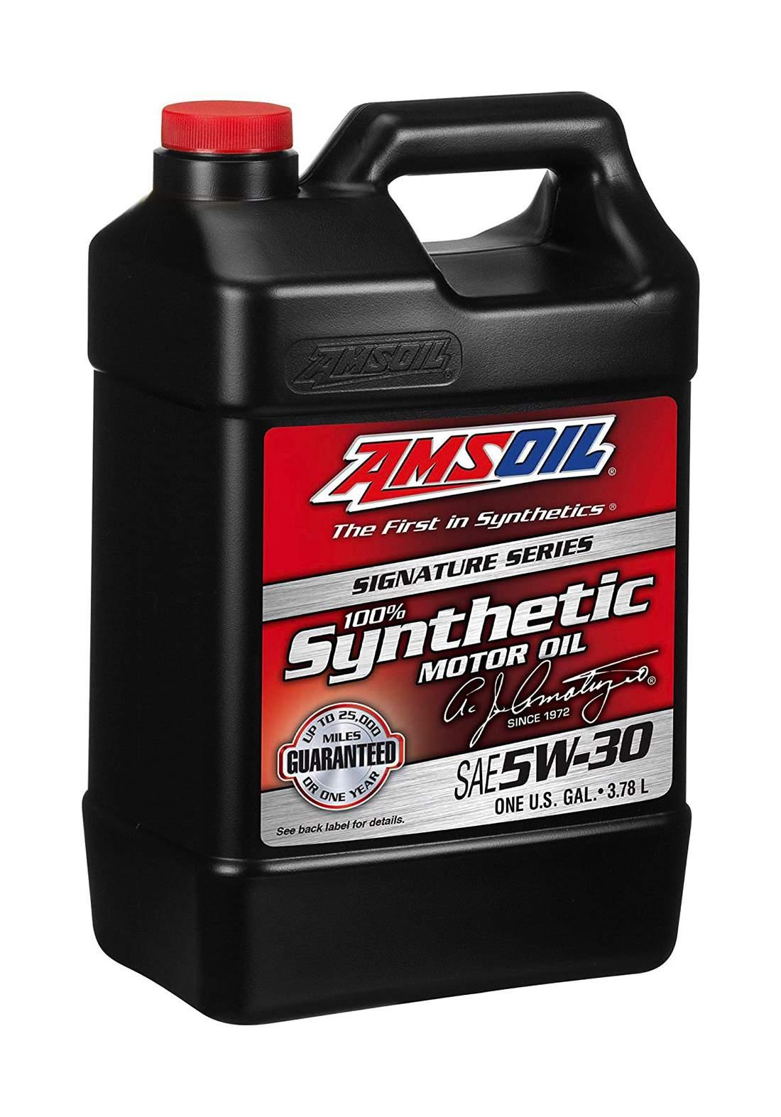 AMSOil 5W-30 Synthetic Engine Oil 4L زيت محرك سيارة