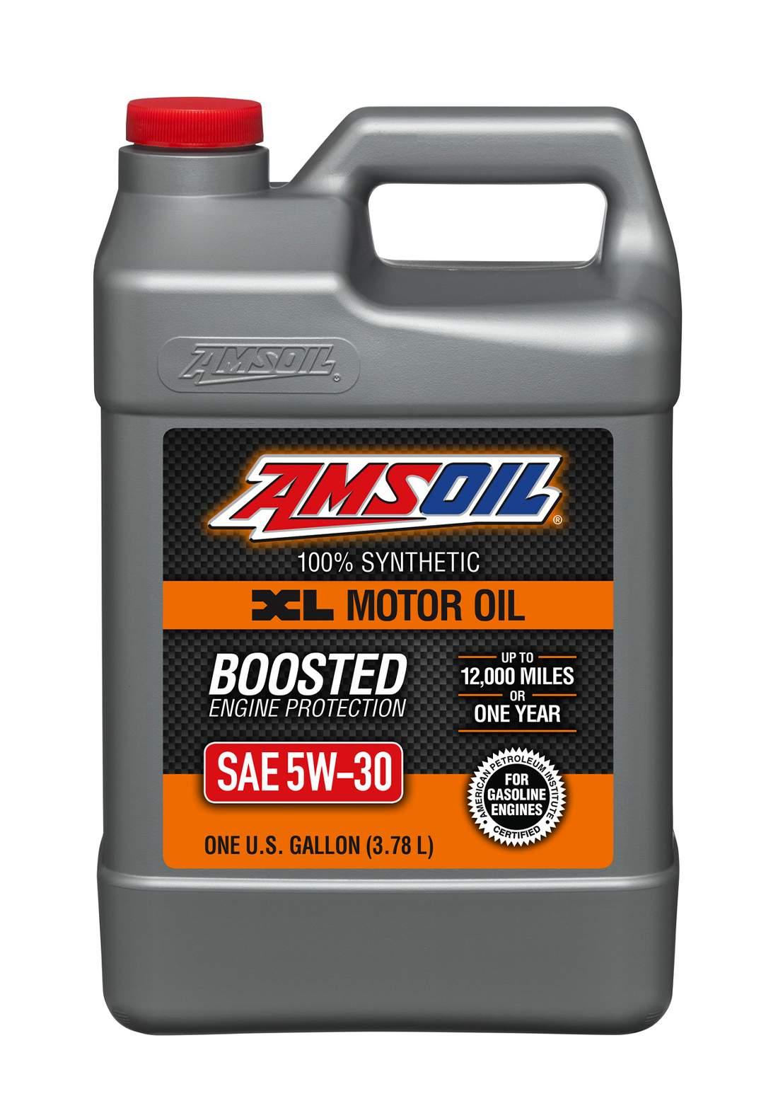 AMSOil 5W-30 Synthetic XL Motor Oil 3.78 l زيت محرك