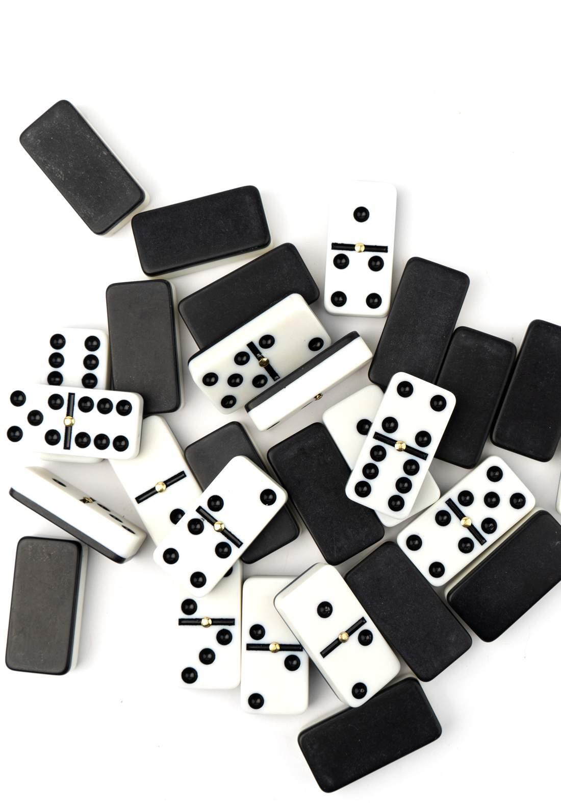 Dominoes Set لعبة الدومينو