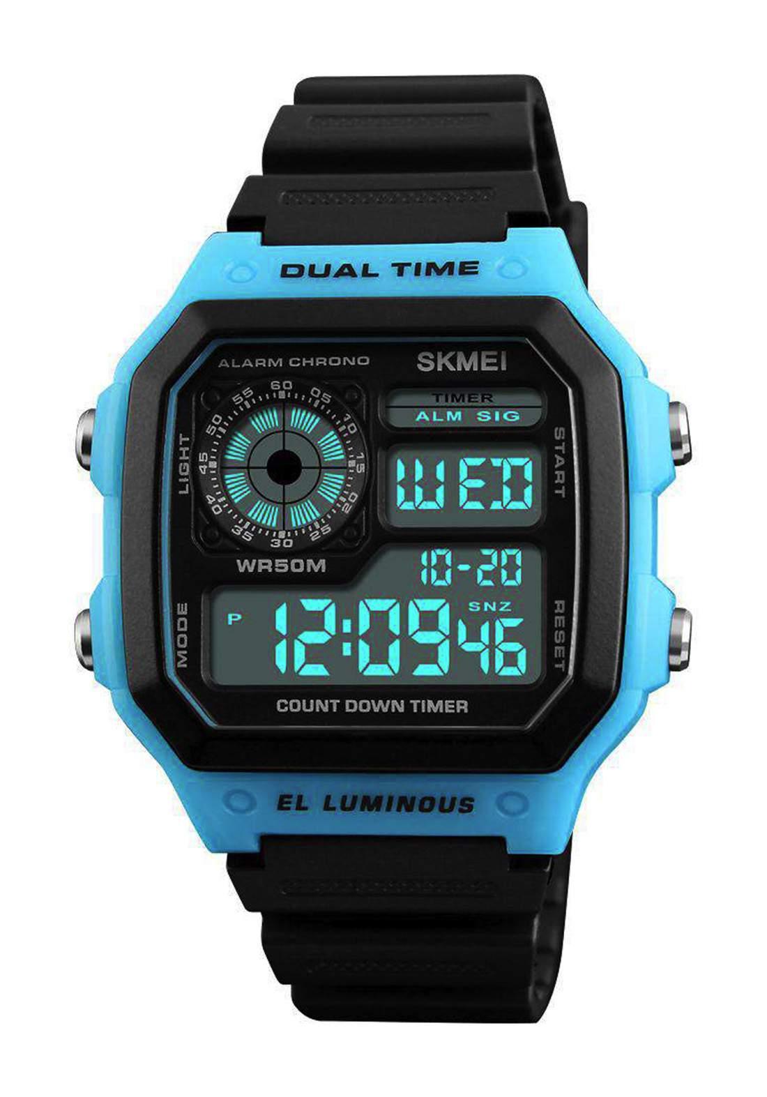 ساعة يد رجالية رياضية SKMEI 1299 رقمية
