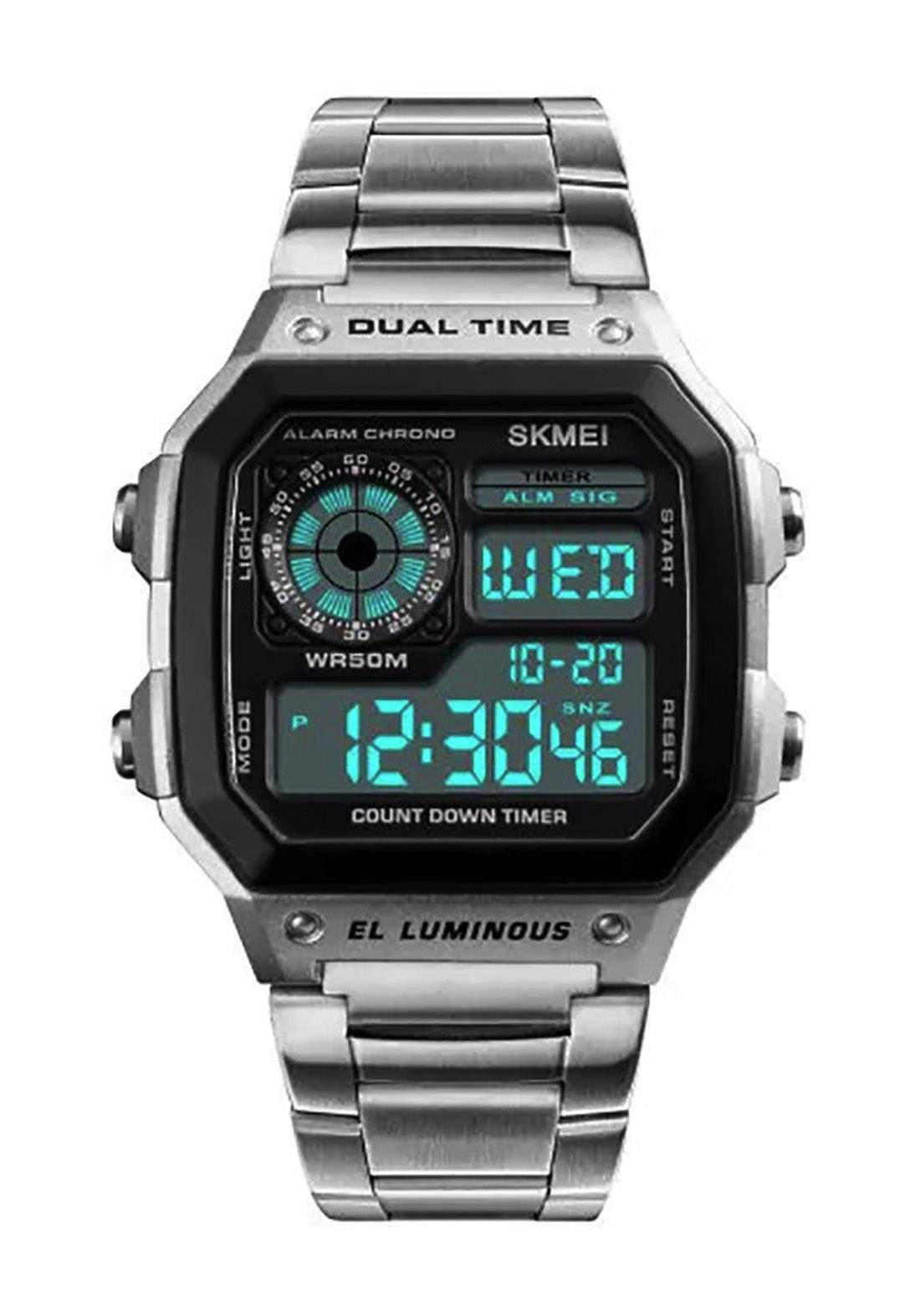 ساعة يد رجالية SKMEI 1335 رقمية