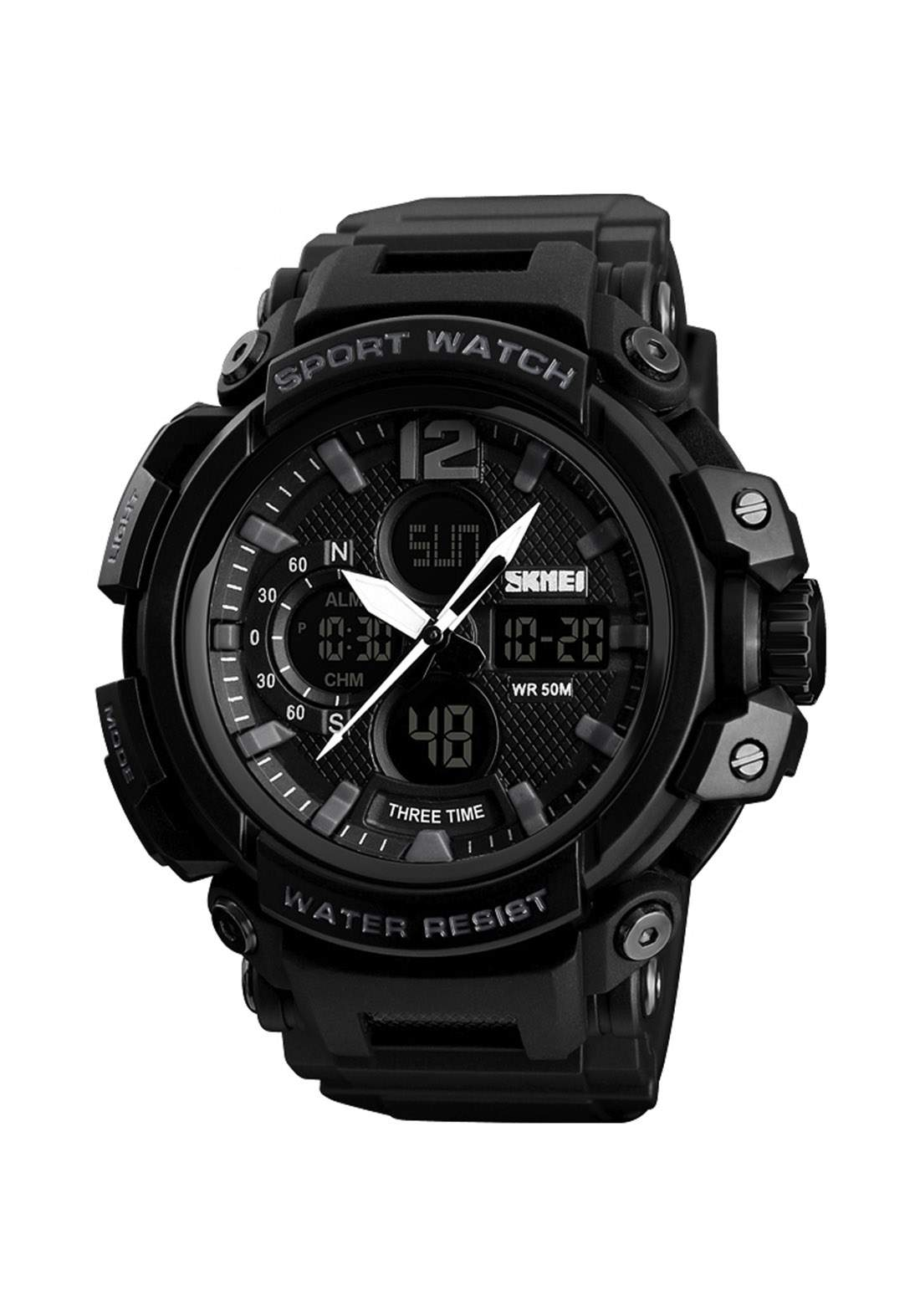 ساعة يد رجالية SKMEI 1343 رقمية