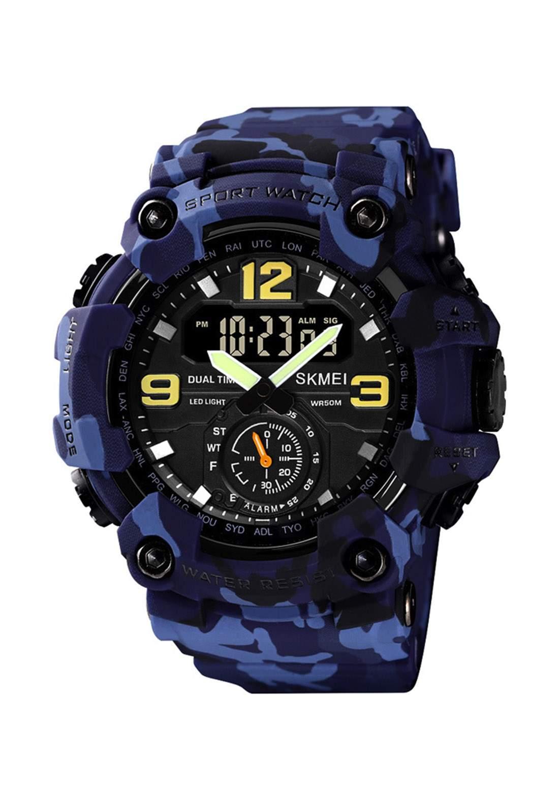 ساعة يد رجالية SKMEI 1637 رقمية