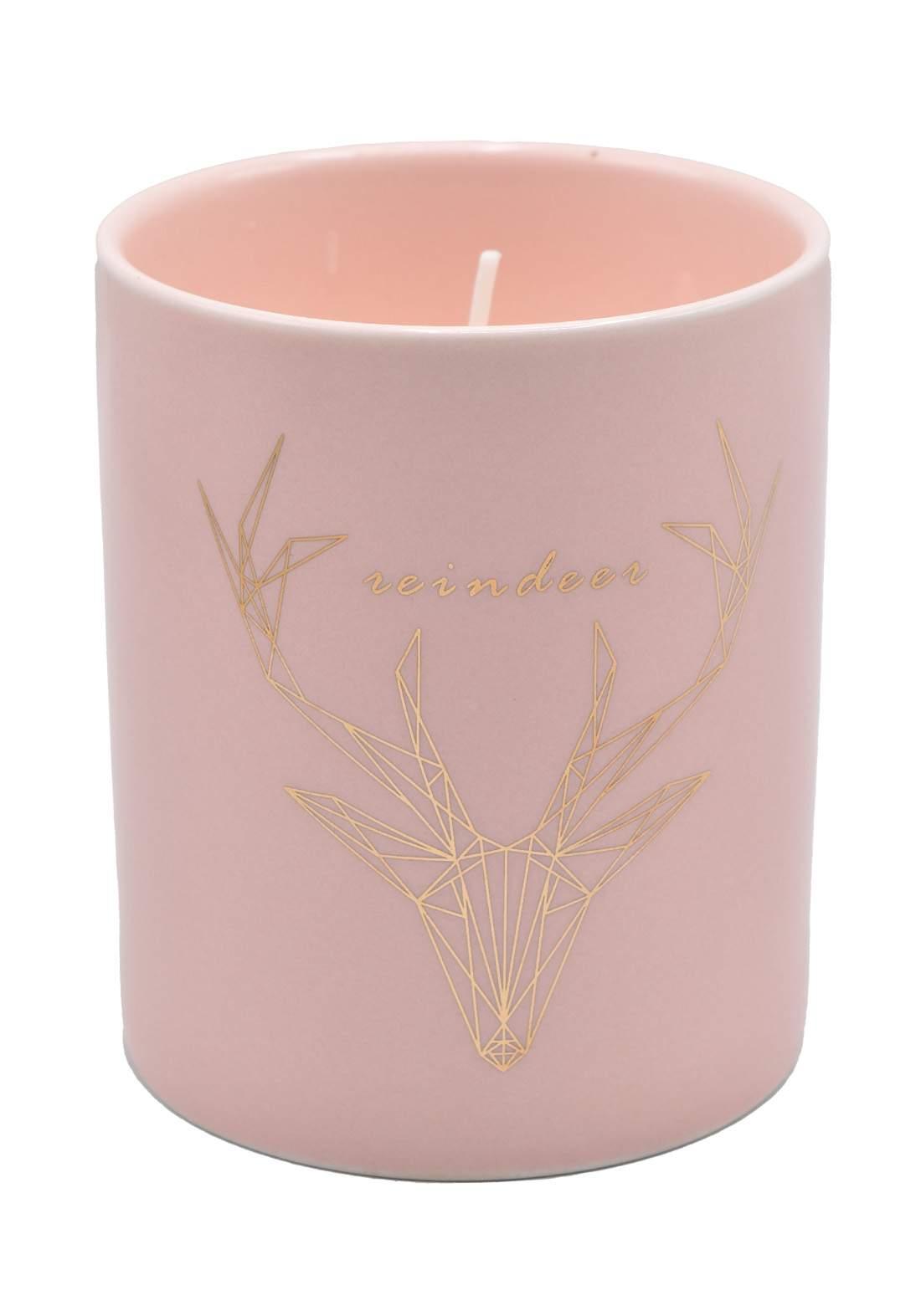 Scented Candle شمعة عطرية الكريمة