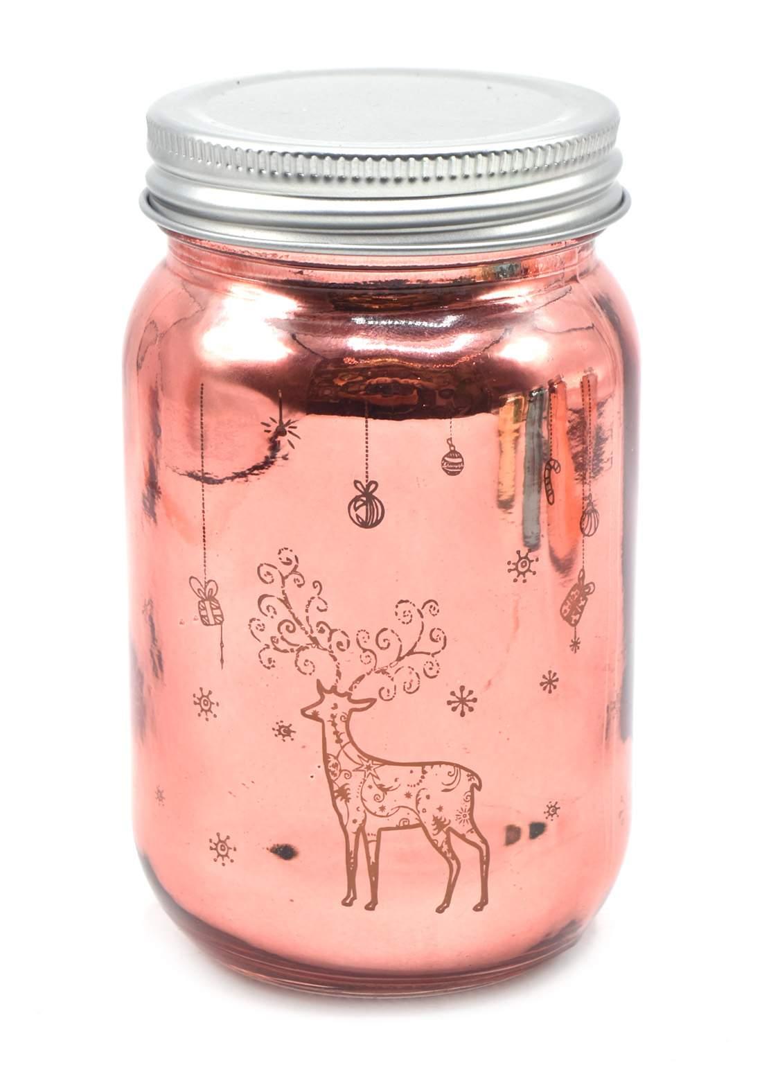 Scented Candle شمعة عطرية عطر الفانيلا