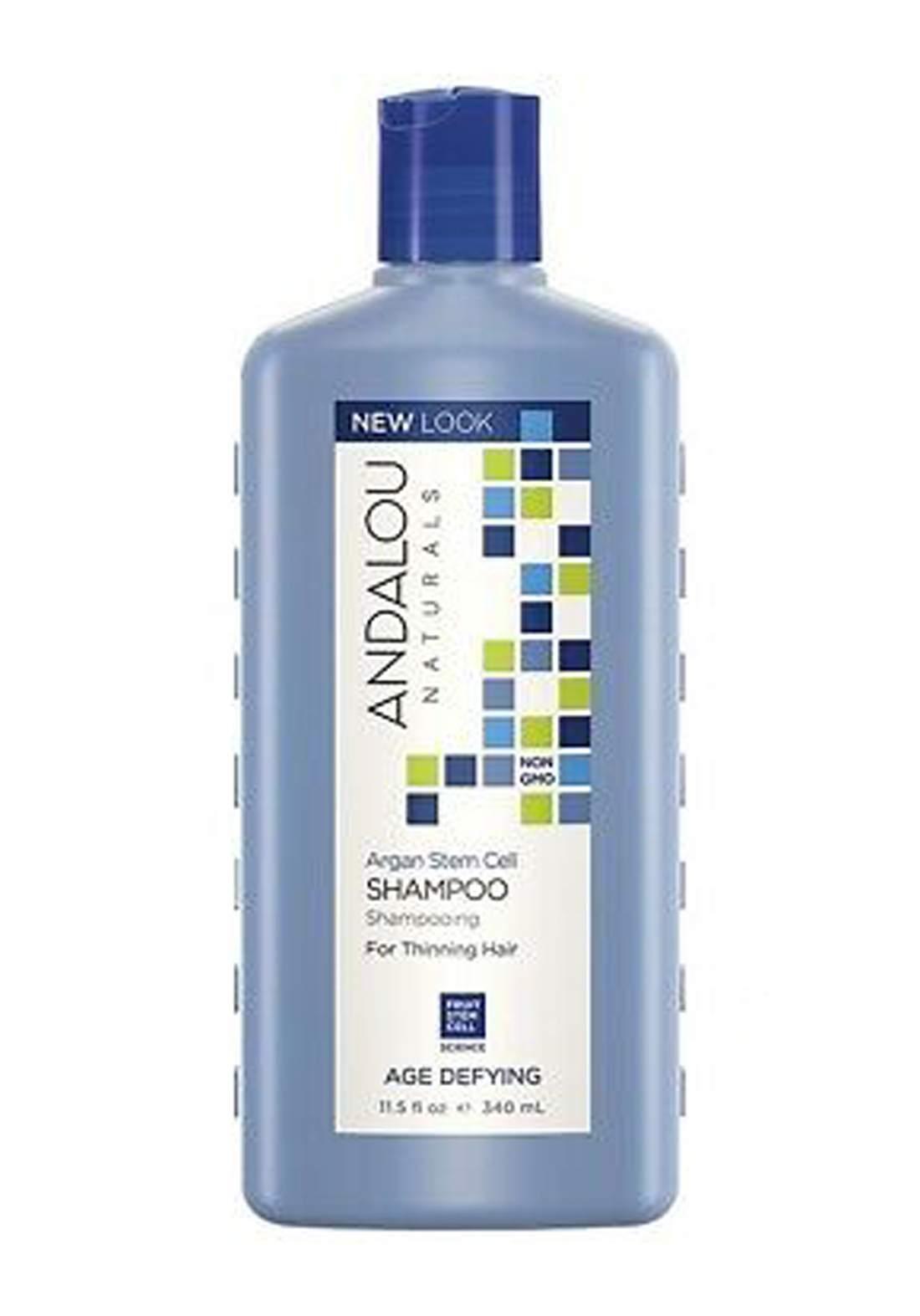 27300 Andalou Naturals Age Defying Shampoo Argen Stem Cells 340ml شامبو للشعر