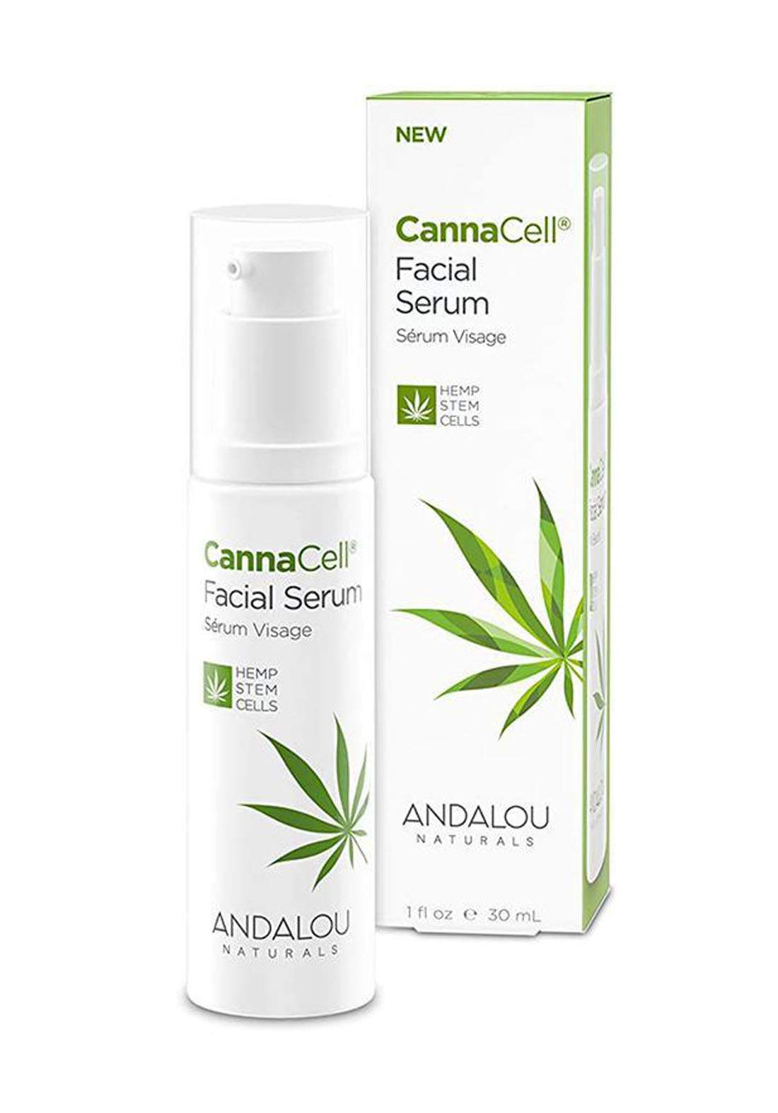 Andalou 7156 Cana Cell Face Serum 30 ml سيروم للبشرة