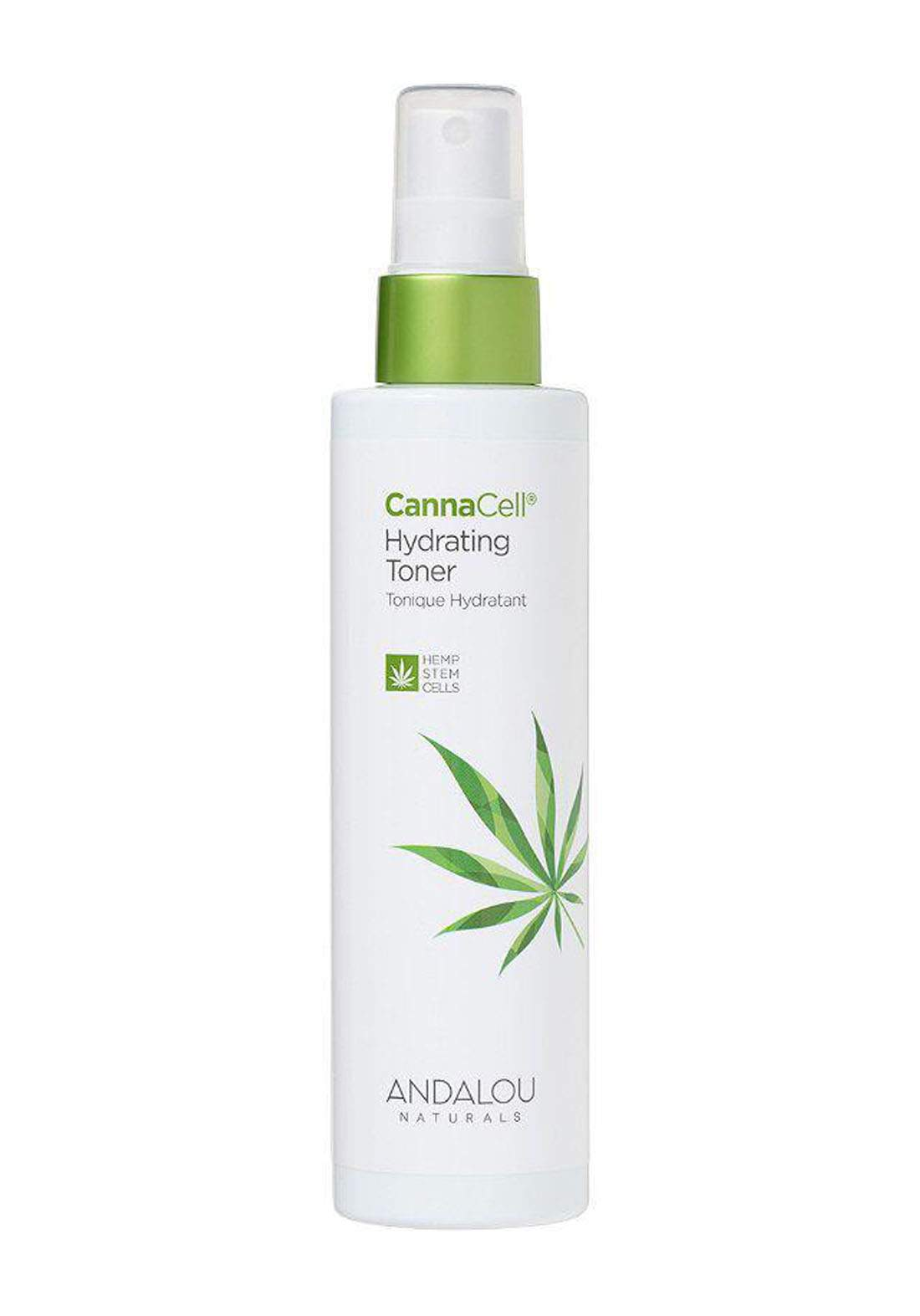 Andalou 7118 Naturals Cannacell Hydrating Toner  200 Ml تونر للبشرة