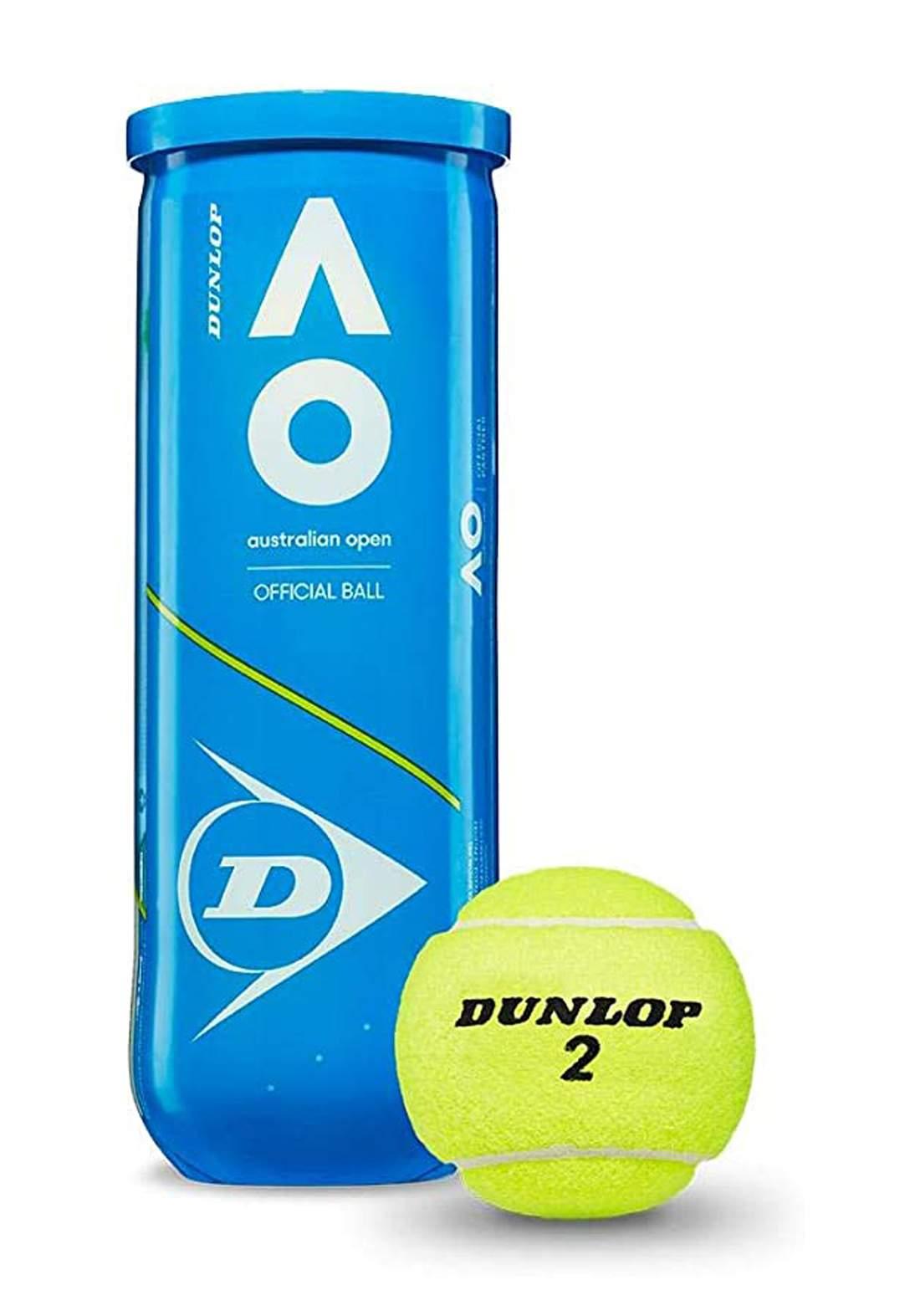 Dunlop Tarro De Pelotas Tenis كرات تنس