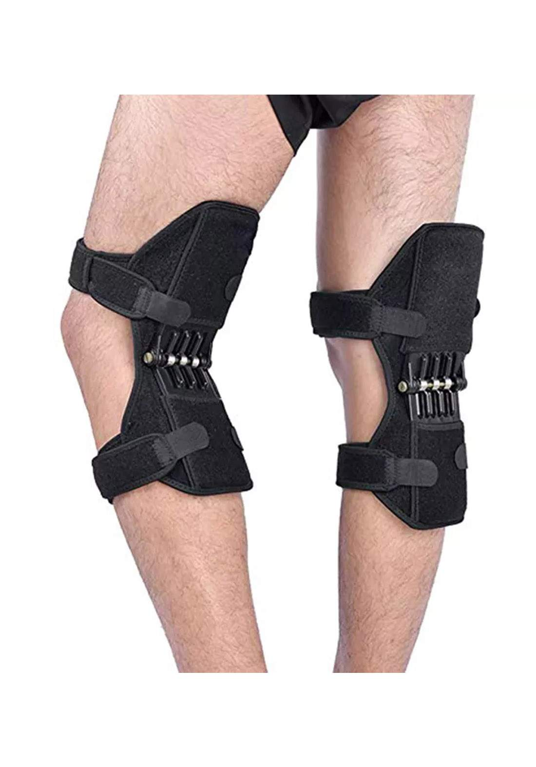 Spring Knee Brace Supportدعامة الركبة