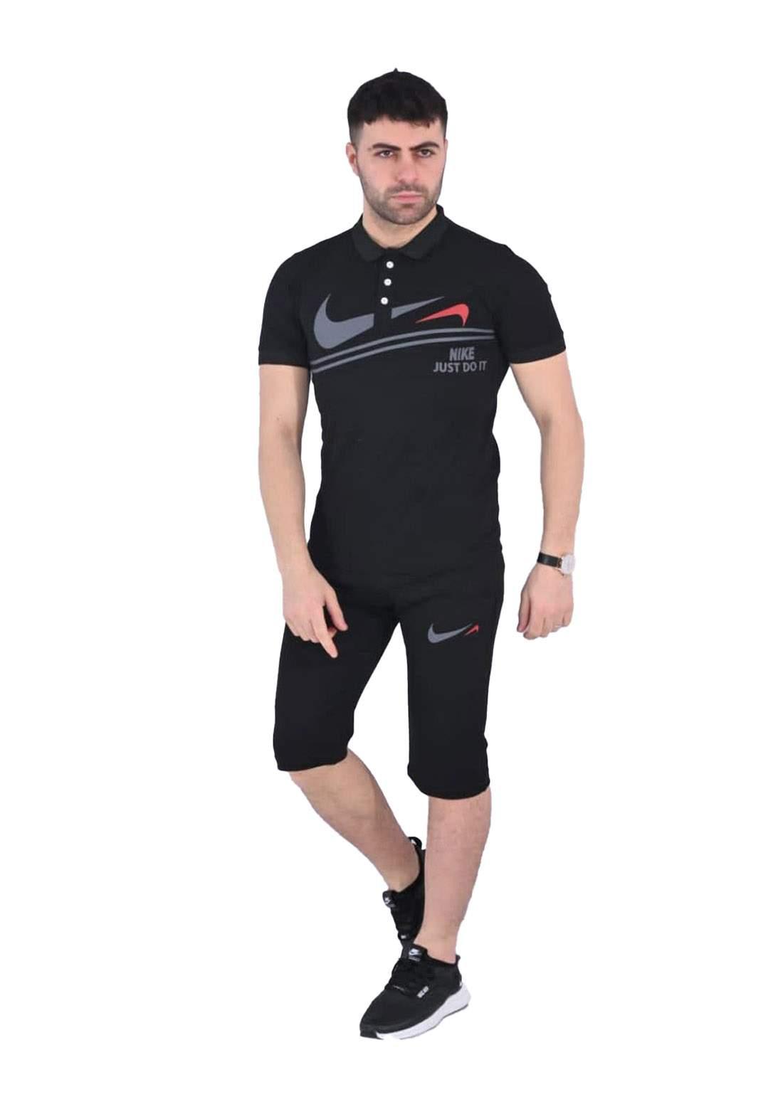 Nike Sportswear تراكسوت رجالي اسود اللون