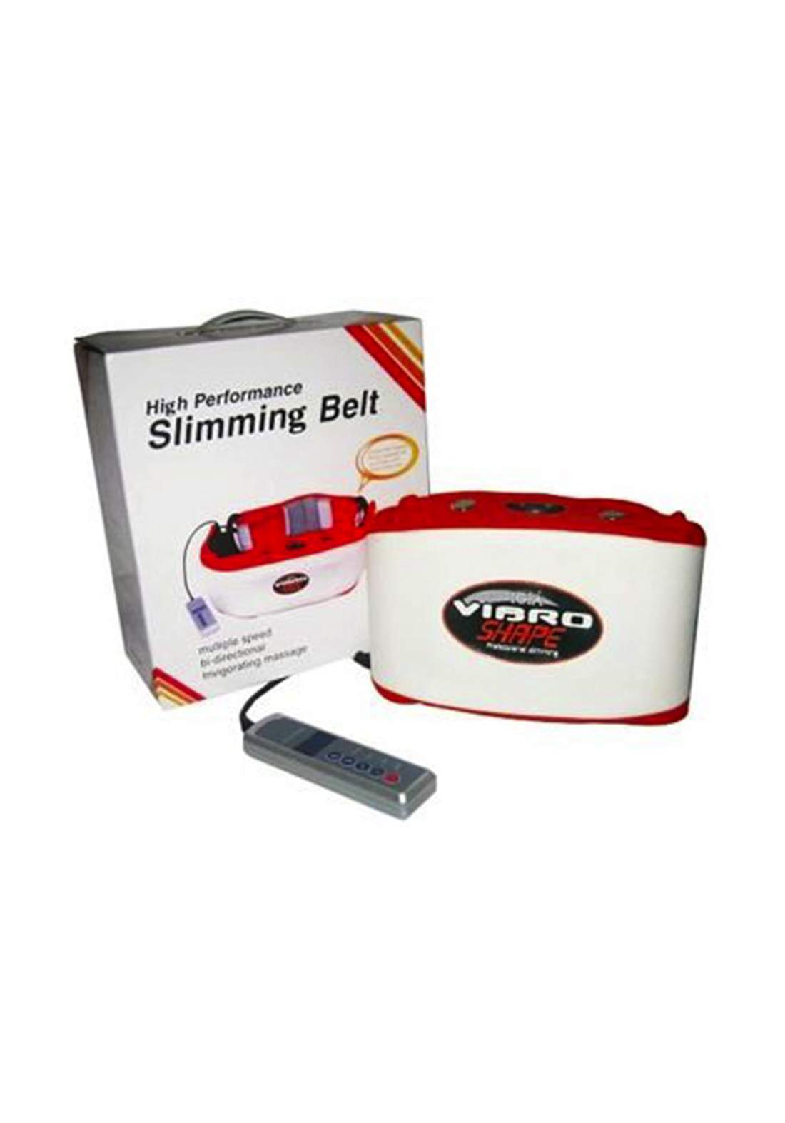 Vibro Shape High Performance Slimming Belt حزام هزاز لتخسيس عالي الاداء
