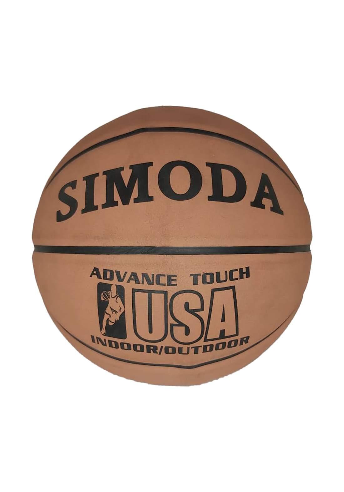 Simoda Adult Teenagers Basketball 7 inches كرة سلة