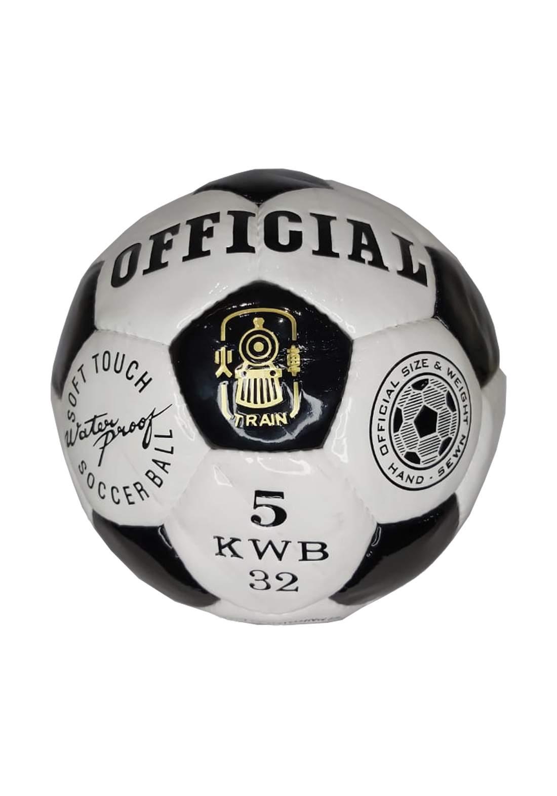 Official Train PU Football Size 5  كرة قدم