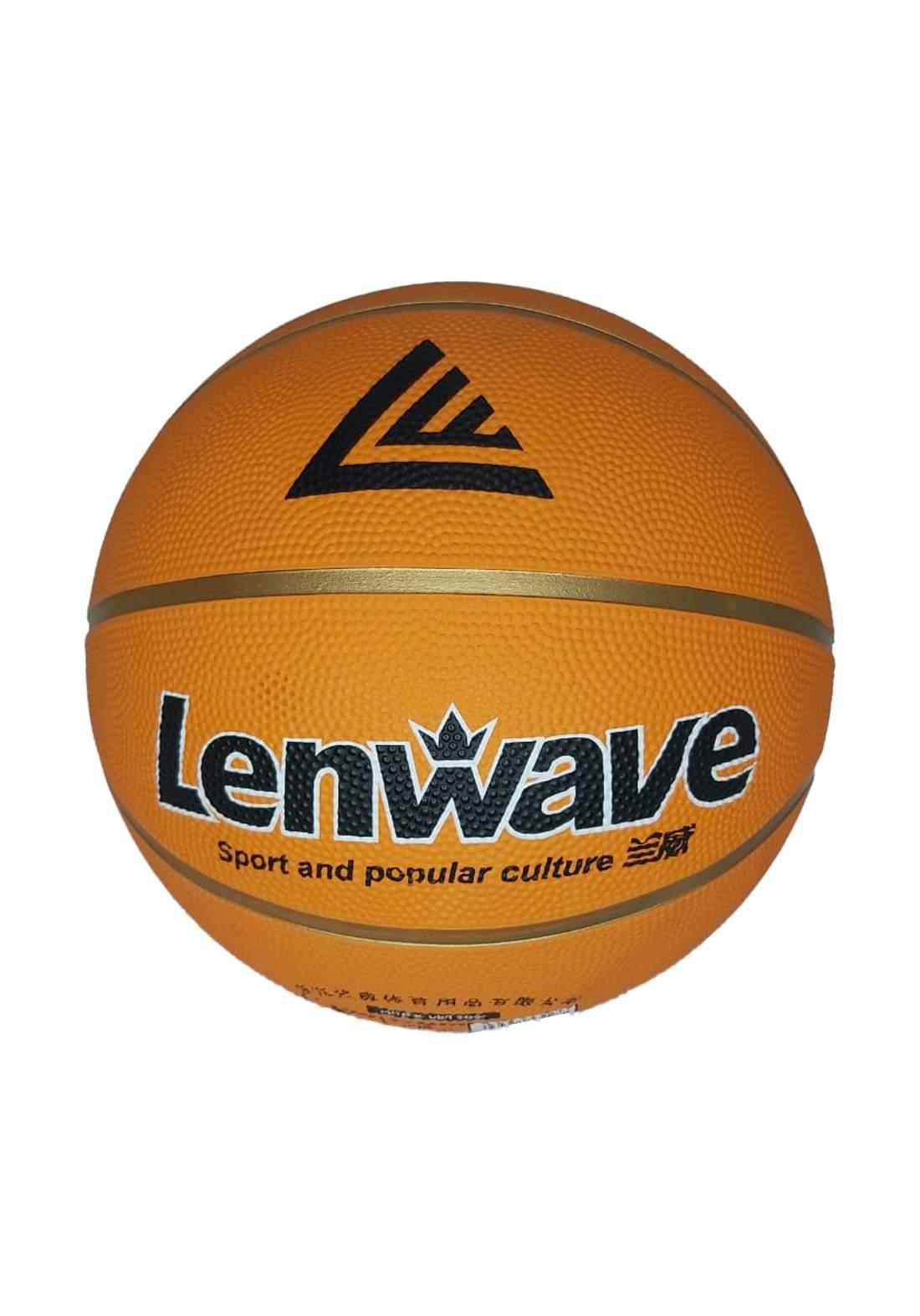 Lenwave Basketball Sport And Popular Culture 760mm كرة سلة