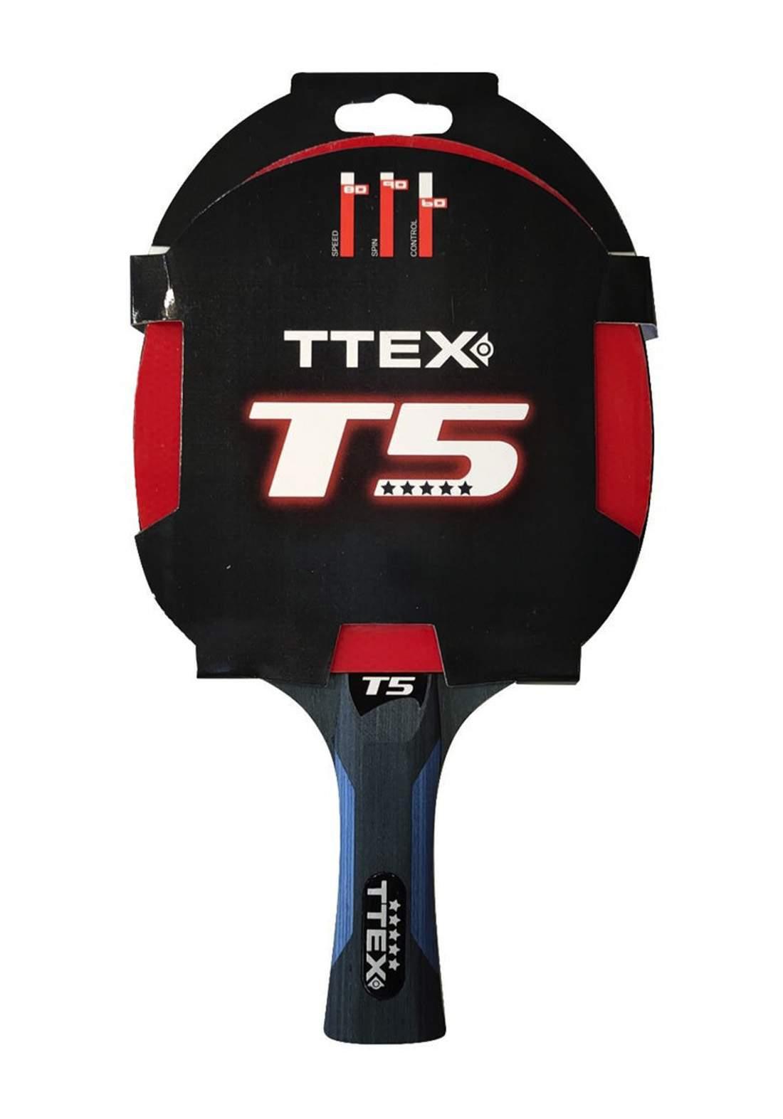TTEX T5 مضرب تنس طاولة