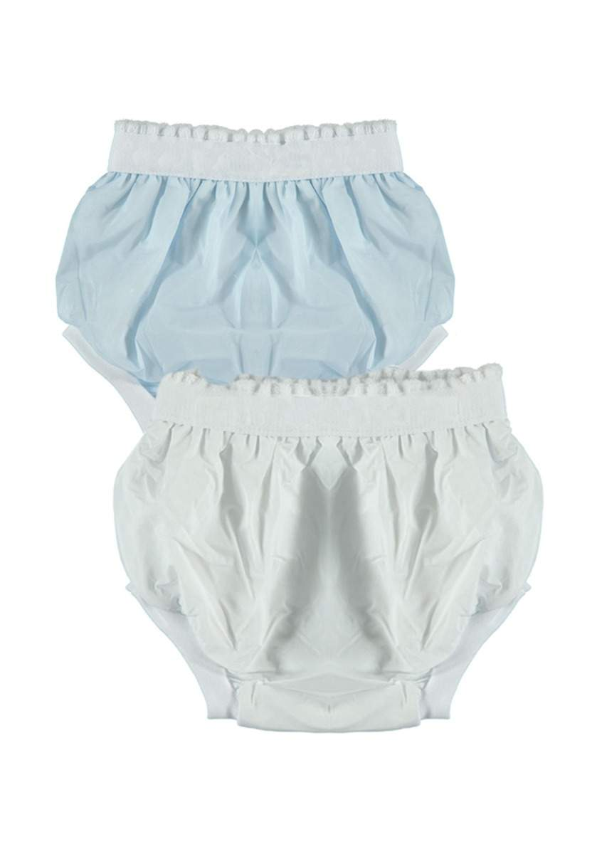 KD Group Ships Baby Exercise Panty 2 Pieces (12-24m) سروال داخلي مانع للتسرب للاطفال
