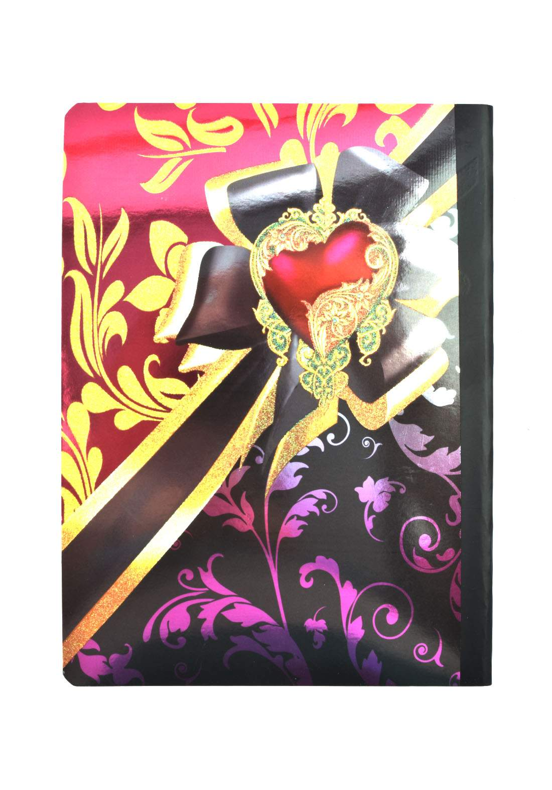 Arabic Cardboard Note Book With A Drawing -  Gifts - 96 Sheets دفتر  96 ورقة
