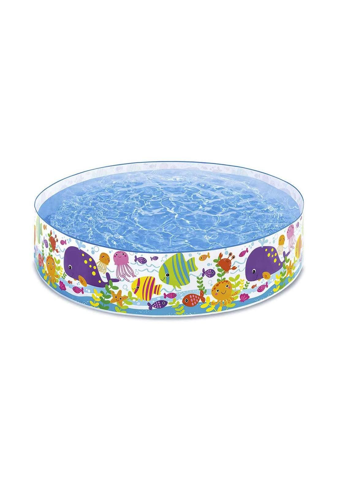 Intex 56452 Ocean Play Snapset Pool مسبح
