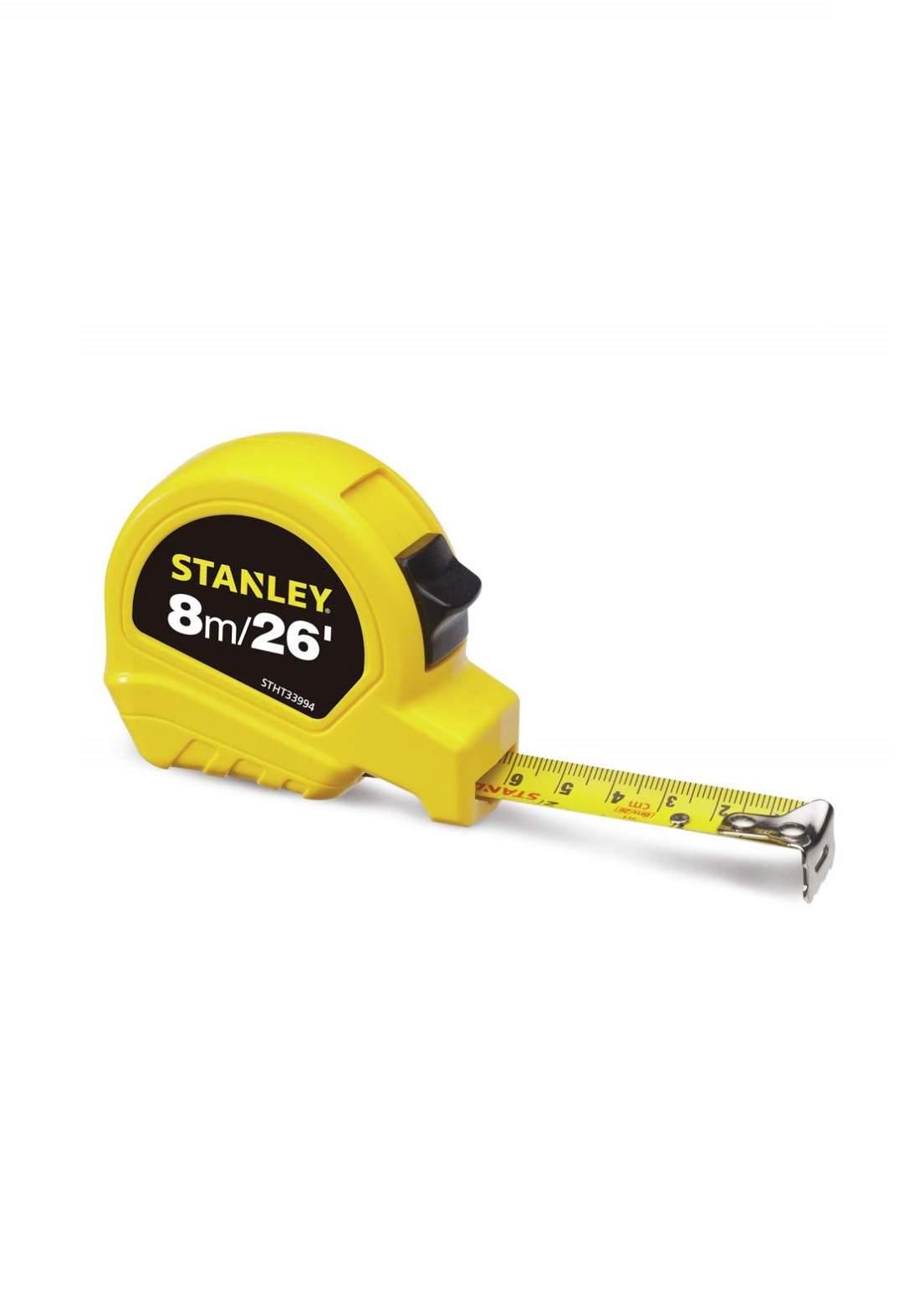 Stanley STHT33994-8  Measuring Tape 8M/E x 25mm فيتة  8 م
