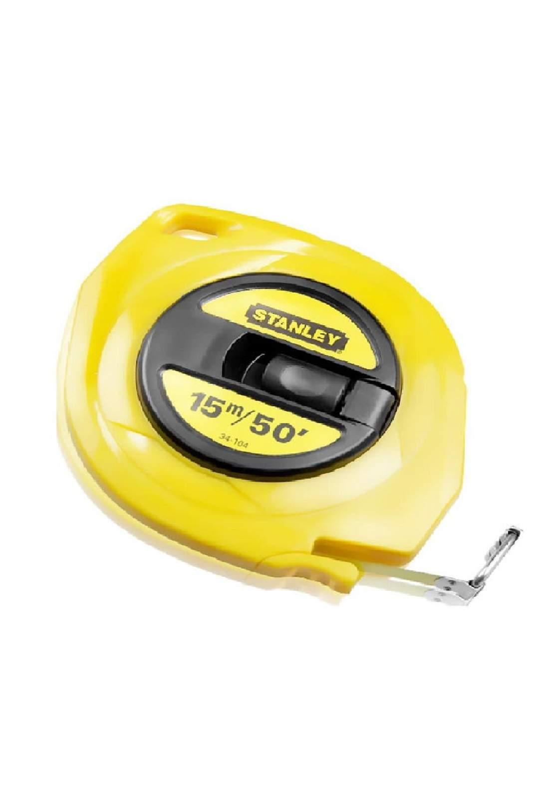 Stanley STHT34104-8  Measuring Tape 15M/E x 10mm فيتة  15 م