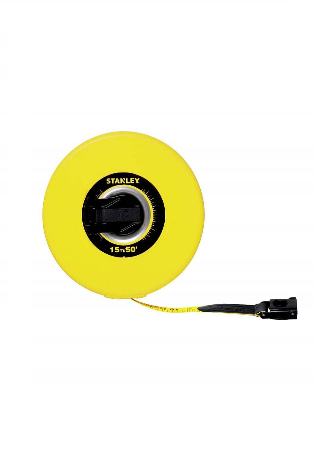 Stanley STHT34260-8  Measuring Tape 15M/E x 10mm فيتة  15 م
