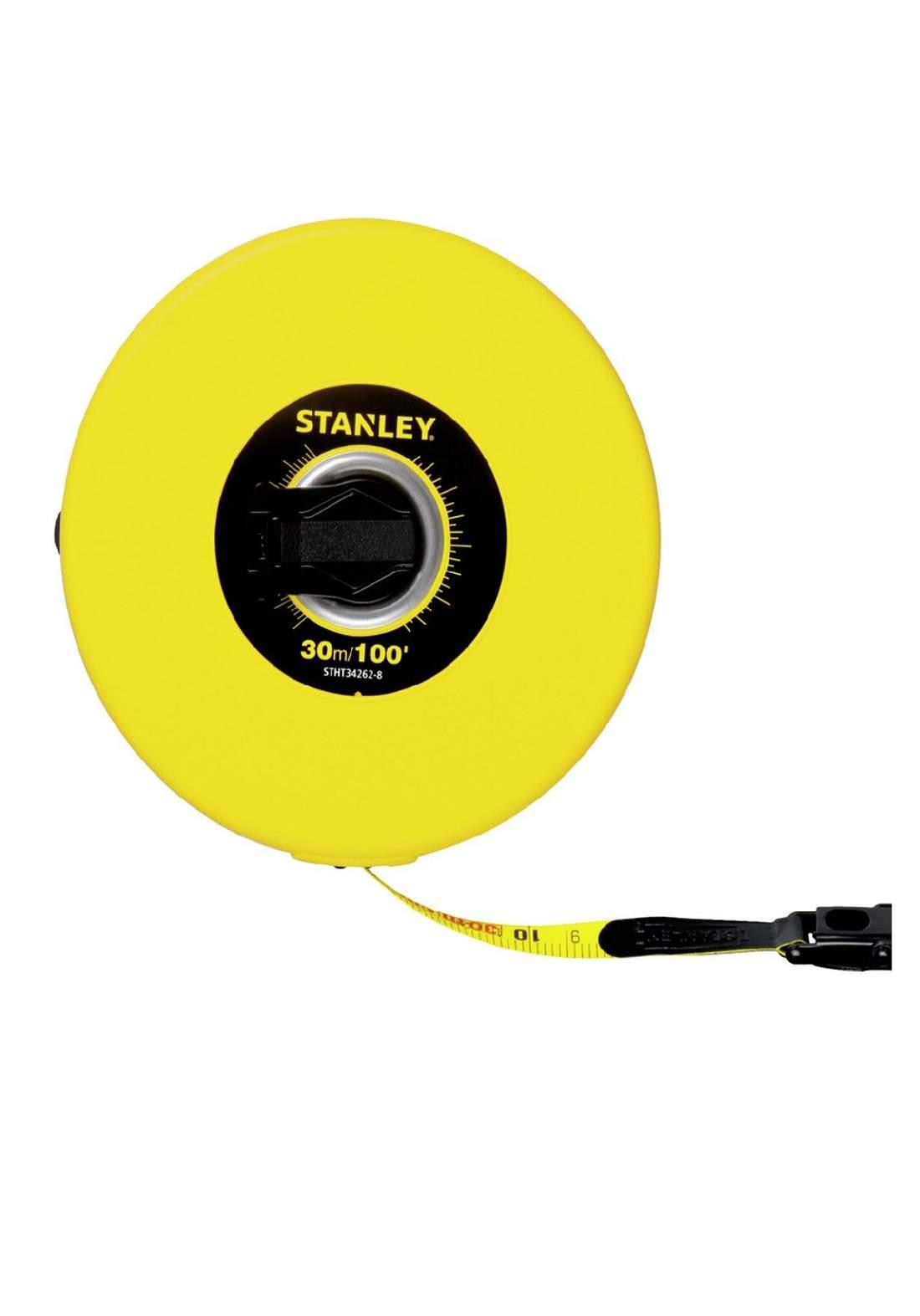 Stanley STHT34262-8  Measuring Tape 30M/E x 10mm فيتة  30 م