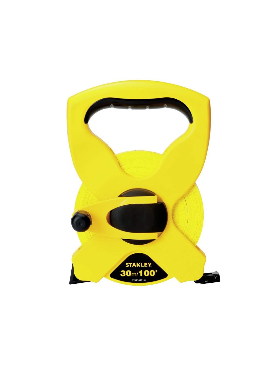 Stanley STHT34791-8 Measuring Tape 30M/E x 10mm فيتة