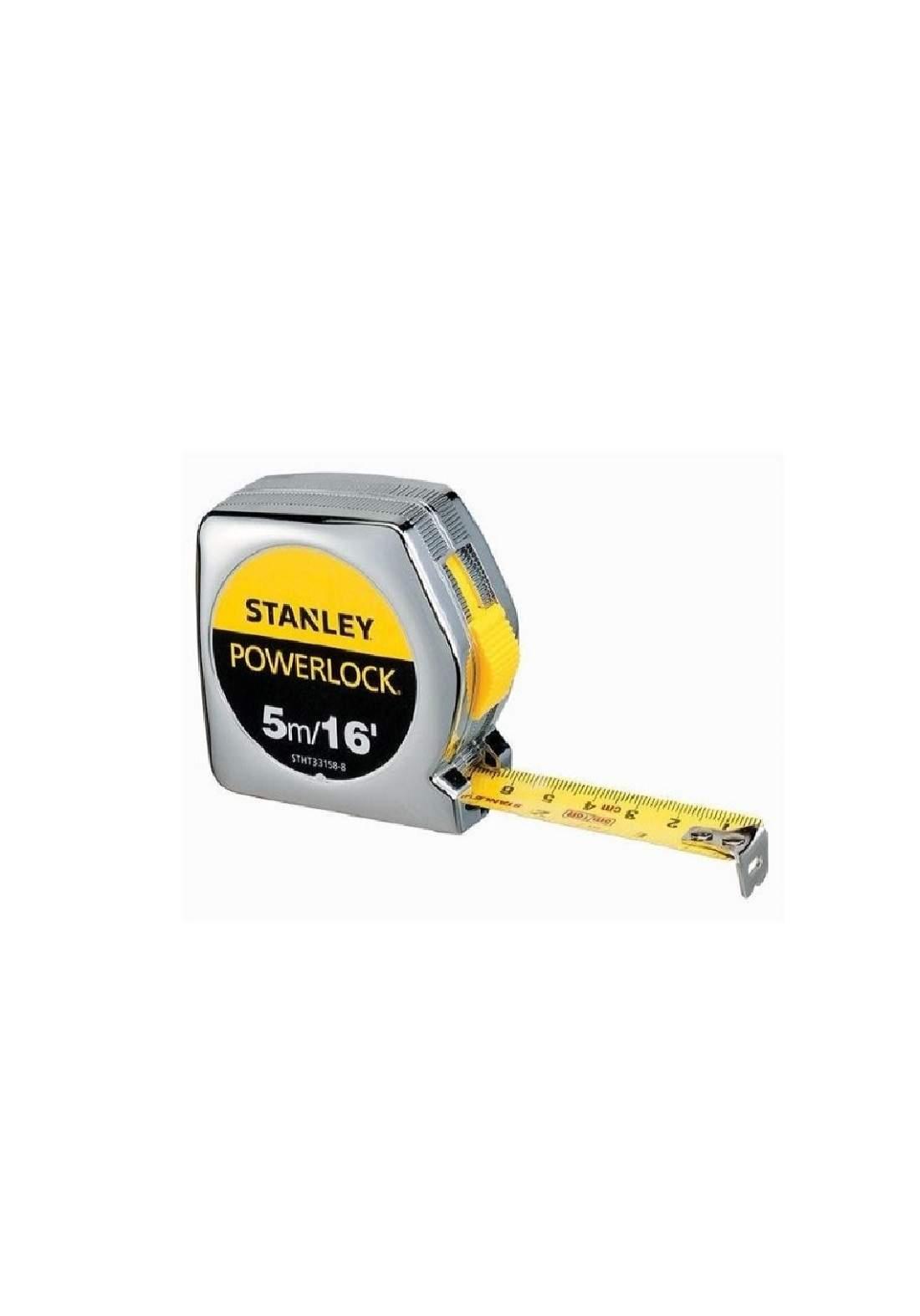 Stanley STHT33158-8   Measuring Tape 5M/E x 19mm  فيتة  5 م