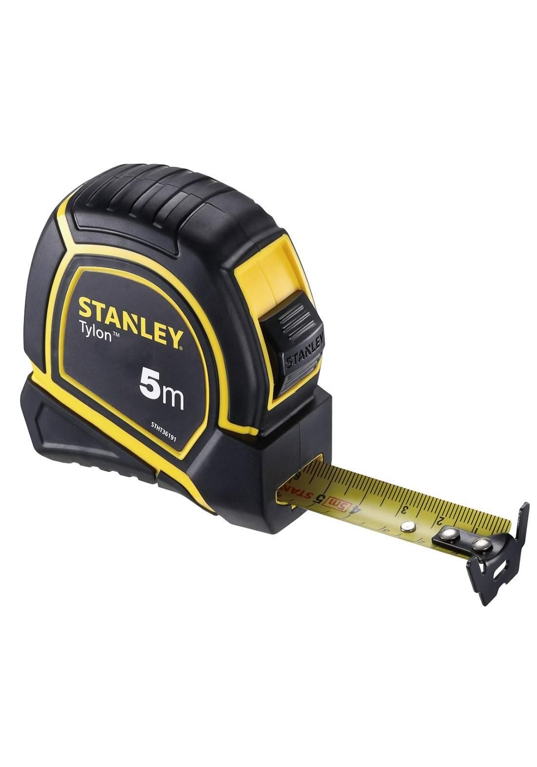 Stanley STHT36191 Tylon Measuring Tape 5m x19mm فيتة  5 م