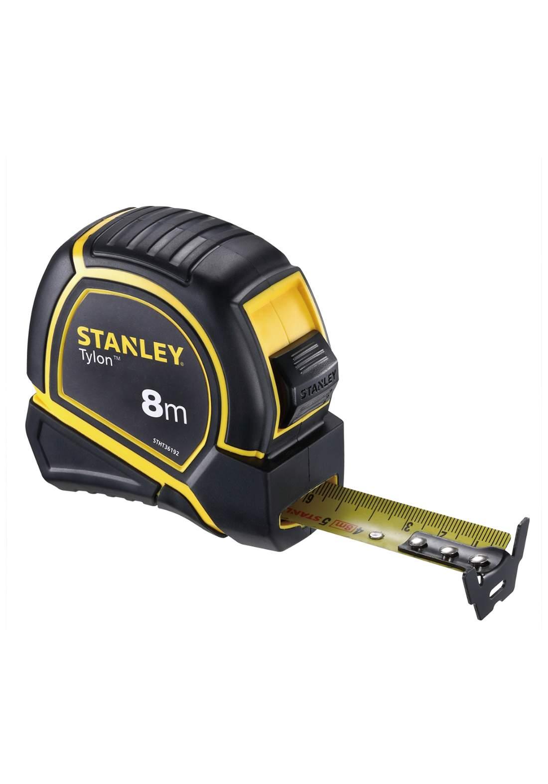 Stanley STHT36192 Tylon Measuring Tape 8M/E x 25mm فيتة  8 م