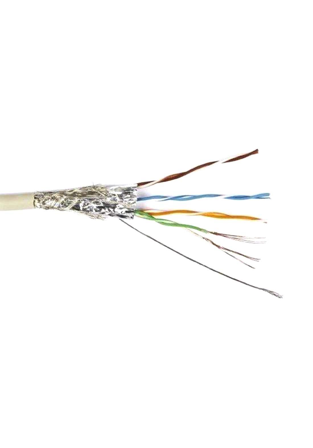 Aico Cat5 SFTP Cable 305m - White كابل