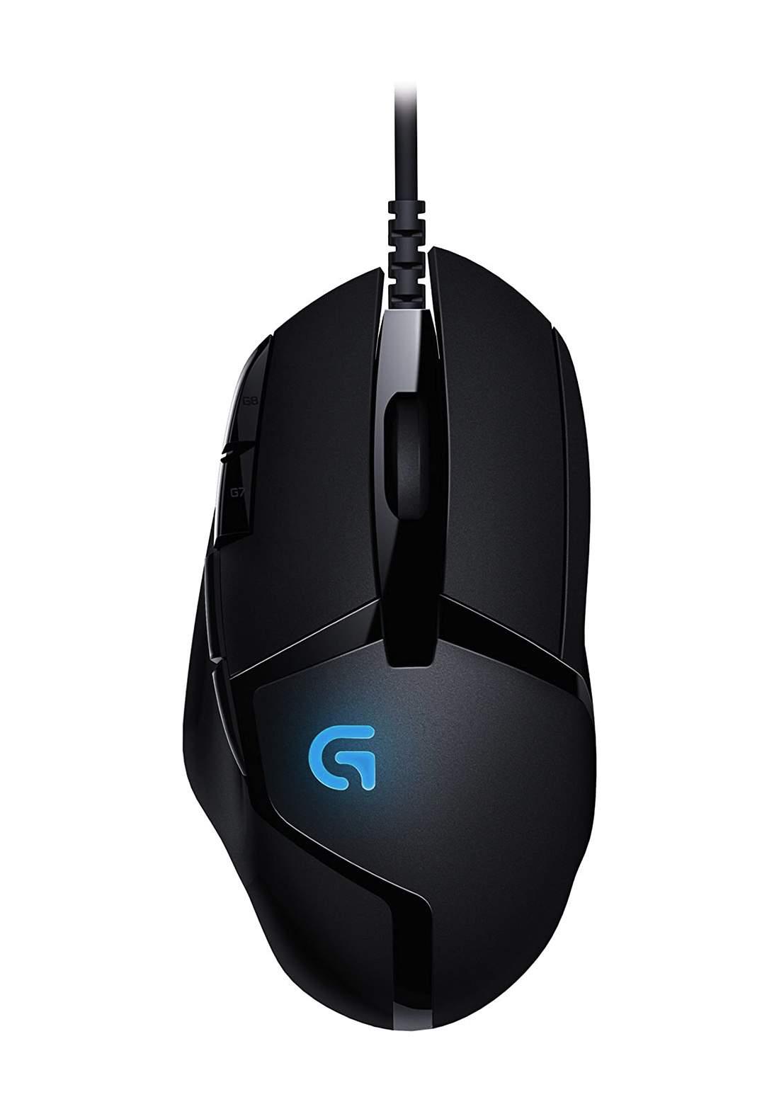Logitech G402 Gaming Mouse - Black ماوس