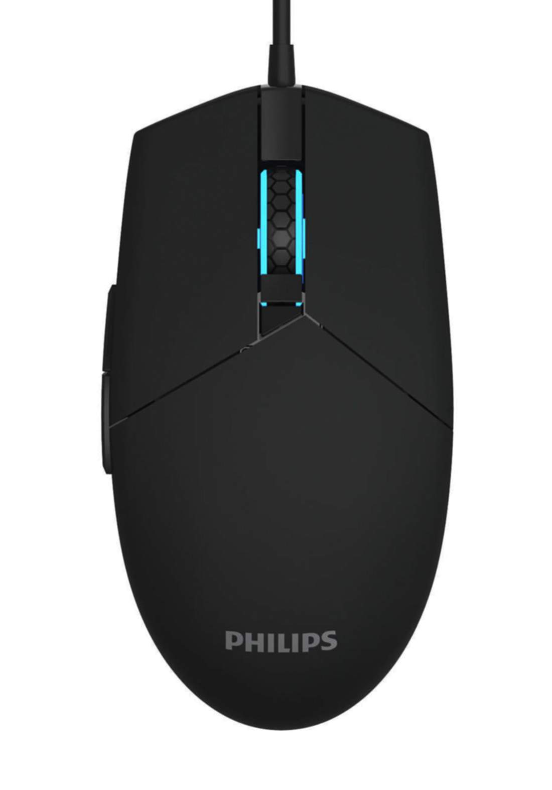 Philips G304 Wired  Gaming Mouse - Black ماوس