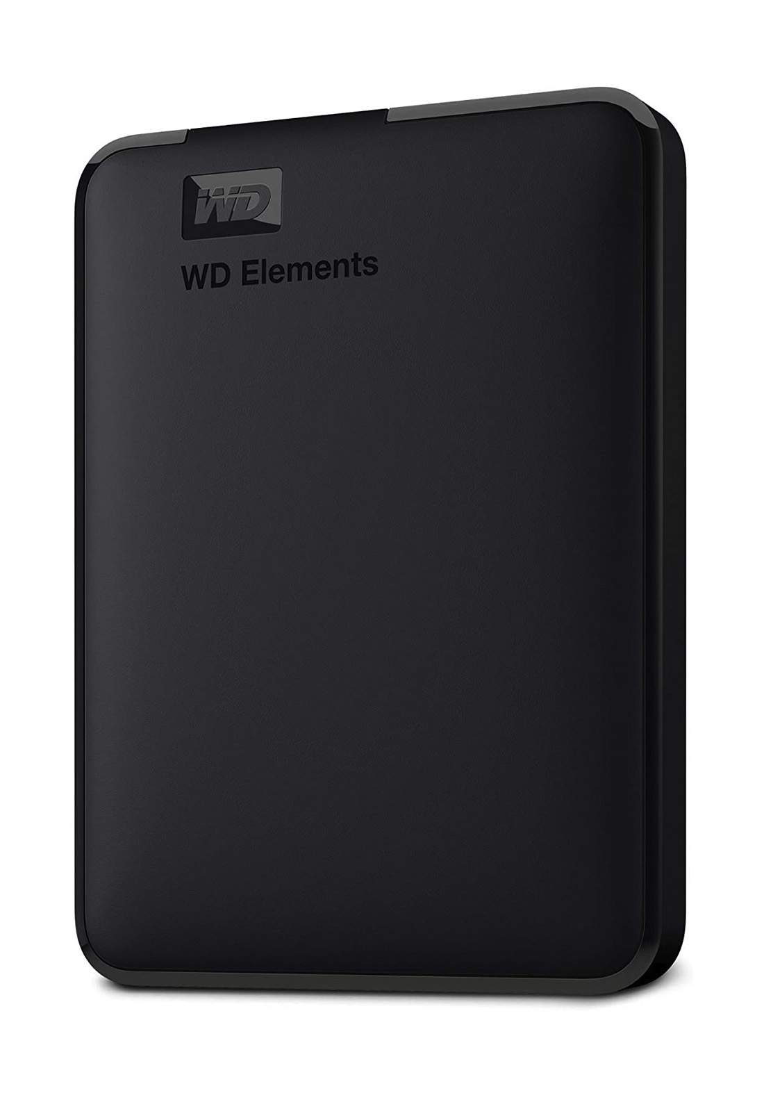 WD 2TB USB 3.0 Elements Portable External Hard Drive - Black هارد خارجي محمول