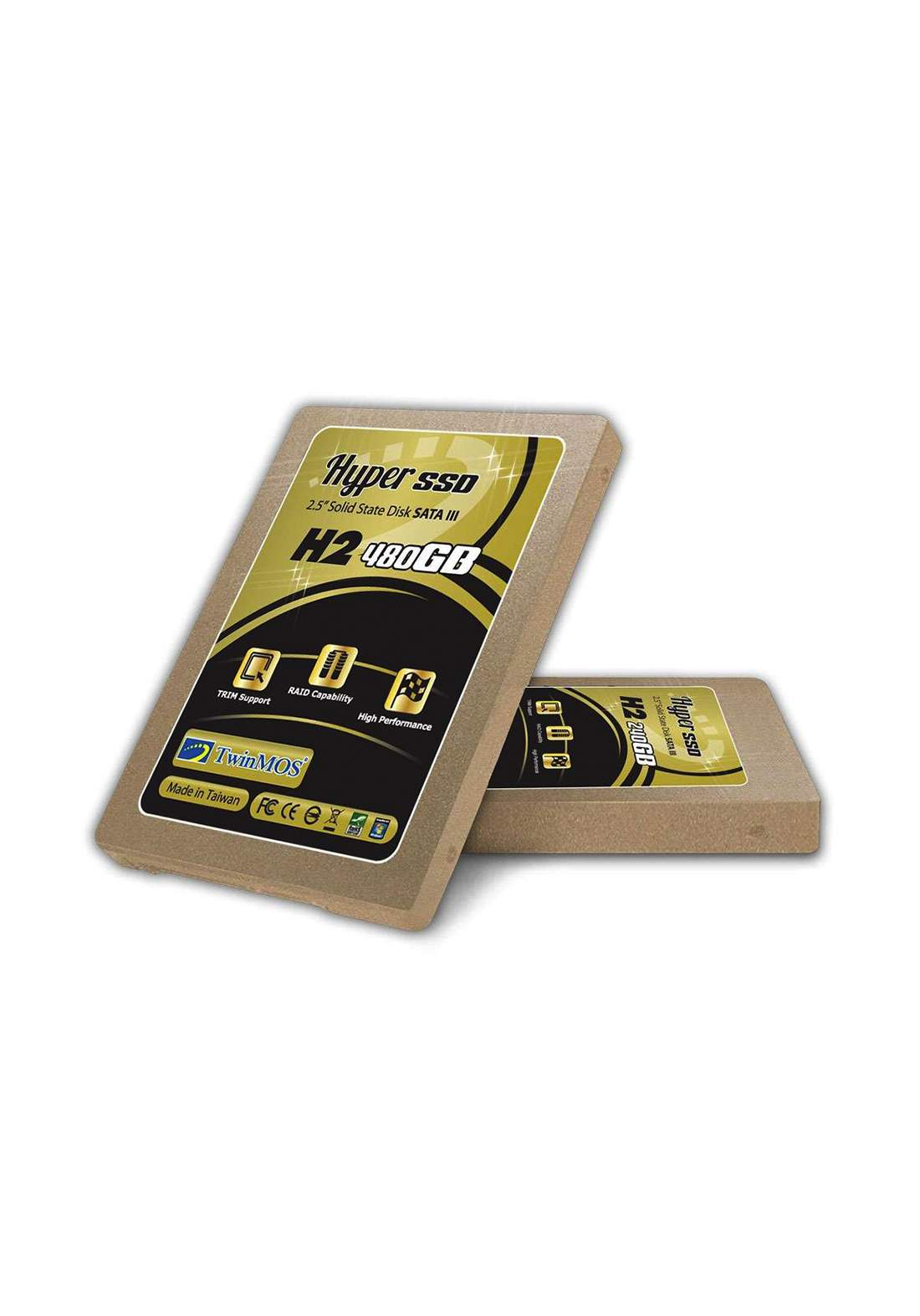 Twinmos Hyper 1TB 2.5 Inch Internal Solid State Drive (SSD)