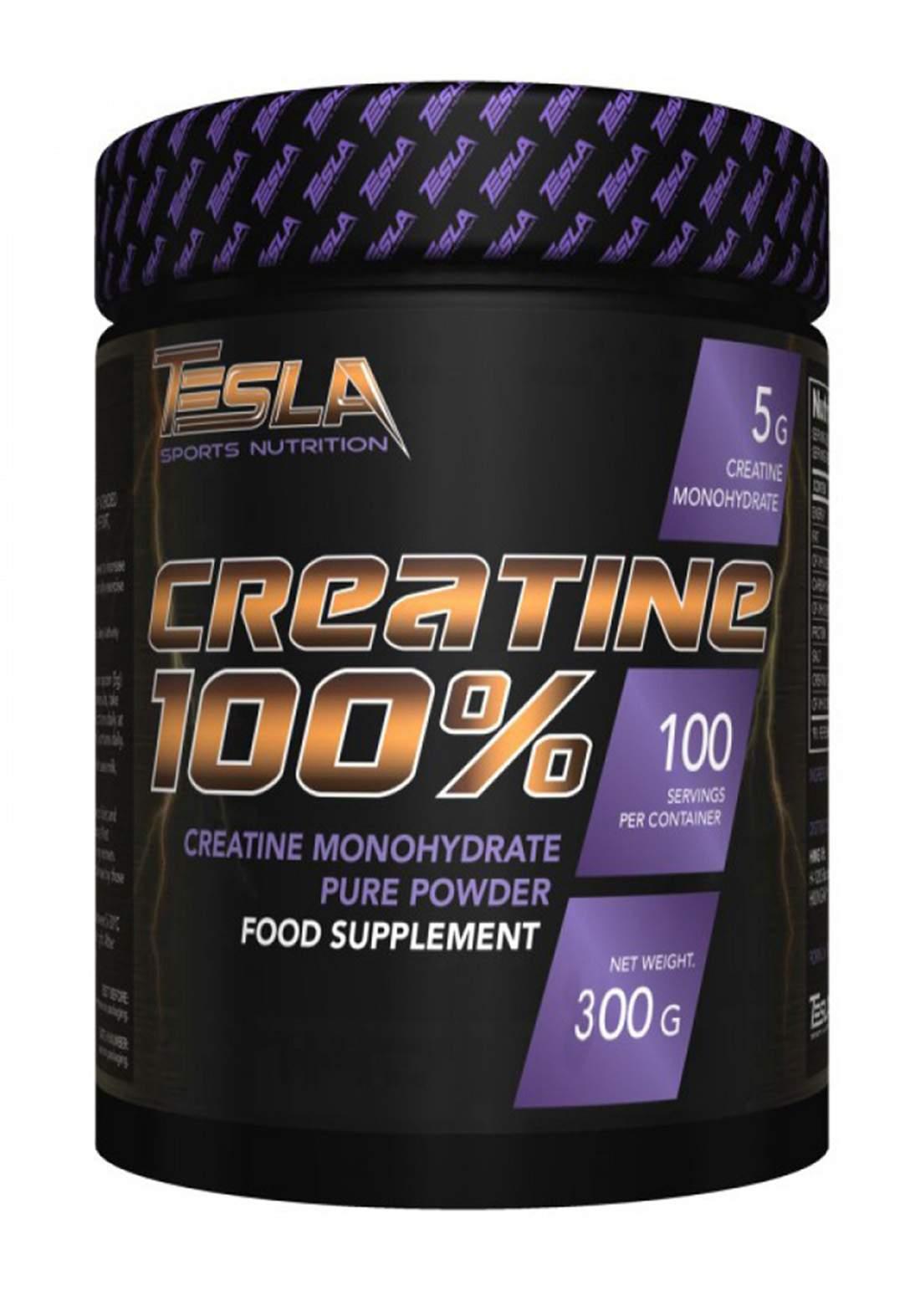Tesla 100% Creatine Monohydrate 500g  الكرياتين