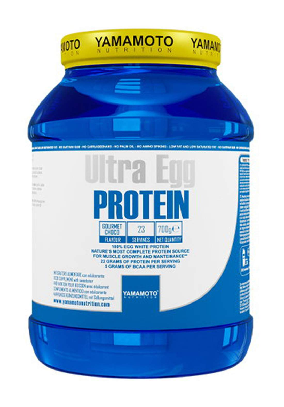 Yamamoto Ultra Egg Protein 700g بروتين البيض