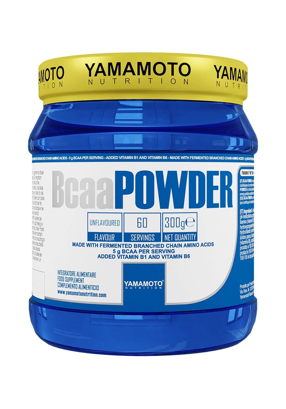 Yamamoto Bcaa Powder 300 G مكمل غذائي