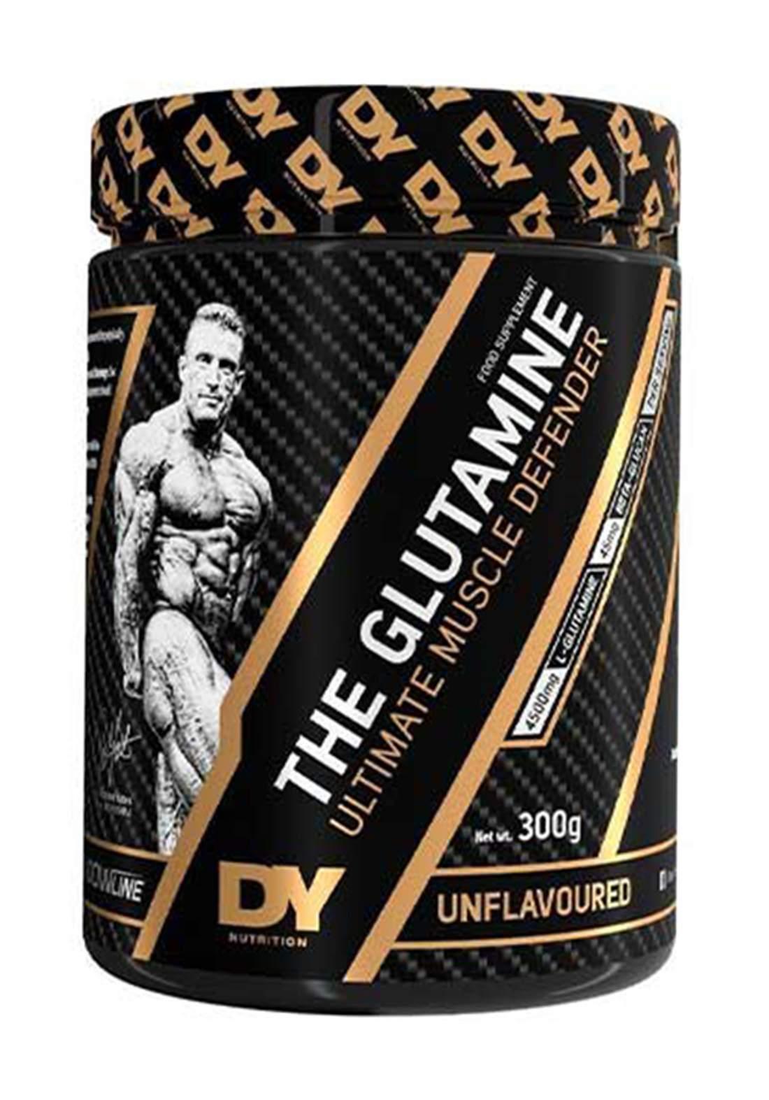 Dy Nutrition The Glutamine  300g مكمل غذائي