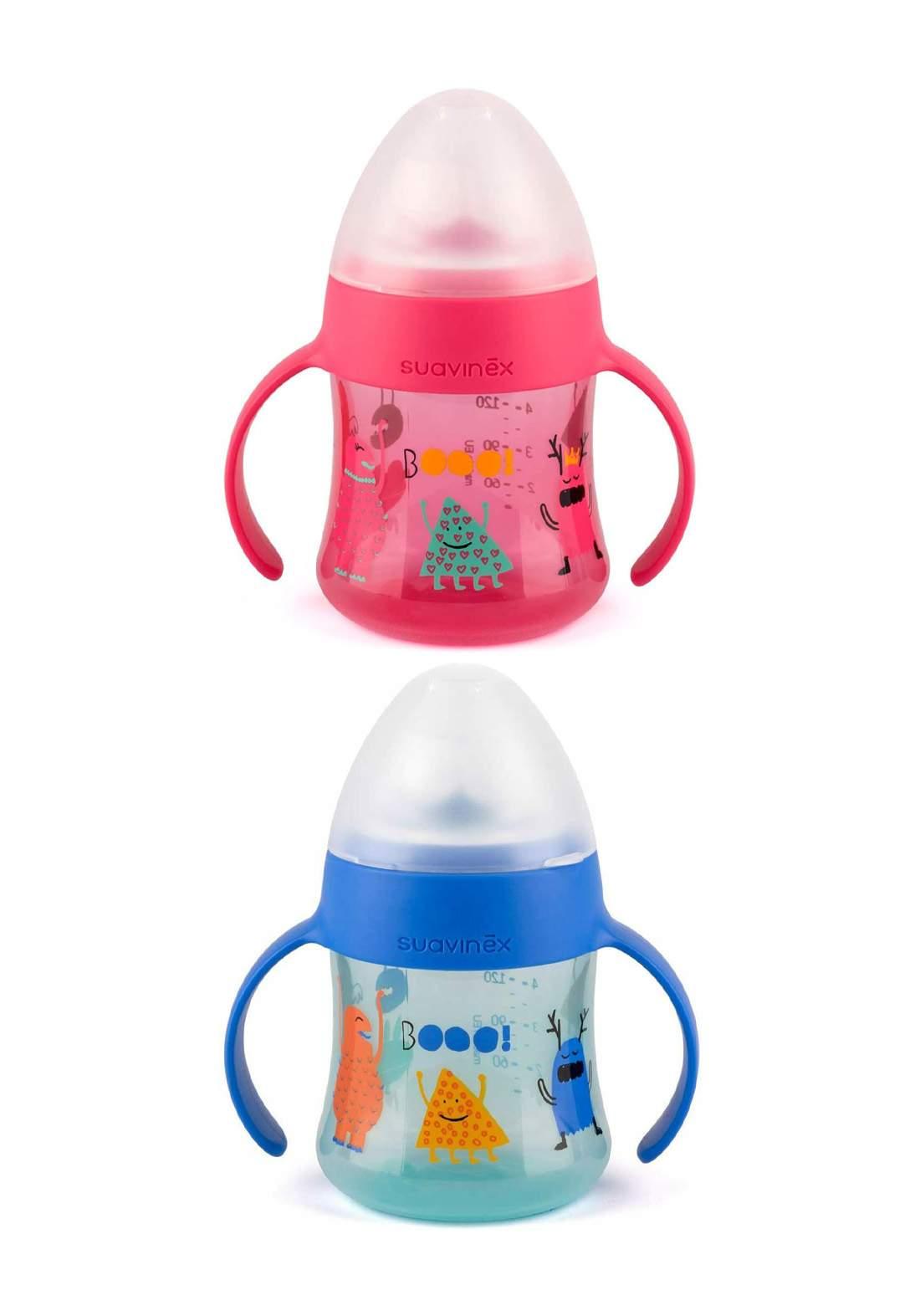 Suavinex Anti Spill Baby Bottle 150 ml قدح للاطفال