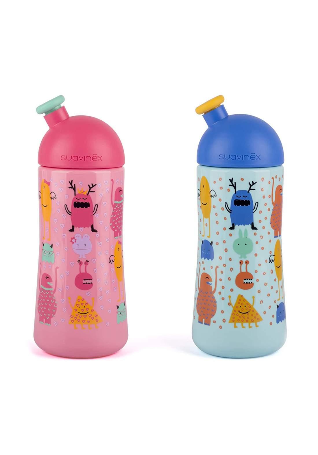 Suavinex Baby Bottle With Sporty Spout 360 ml قدح للاطفال