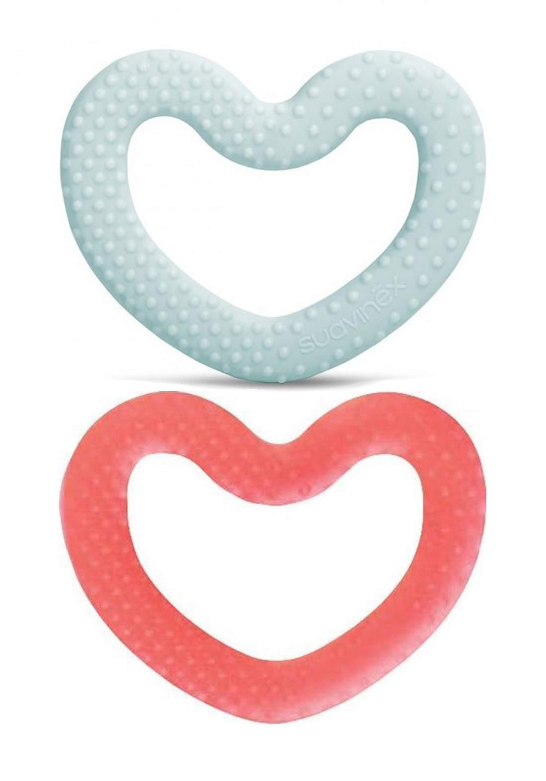 Suavinex Love Ring Teether عضاضة اطفال