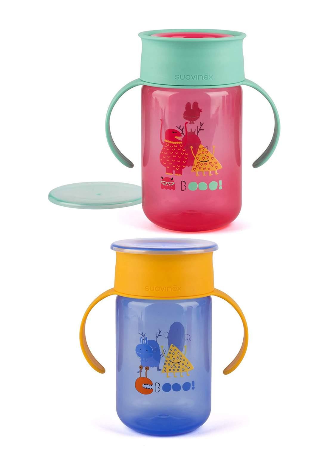 Suavinex Baby Training Cup with Handle 340 ml قدح للاطفال