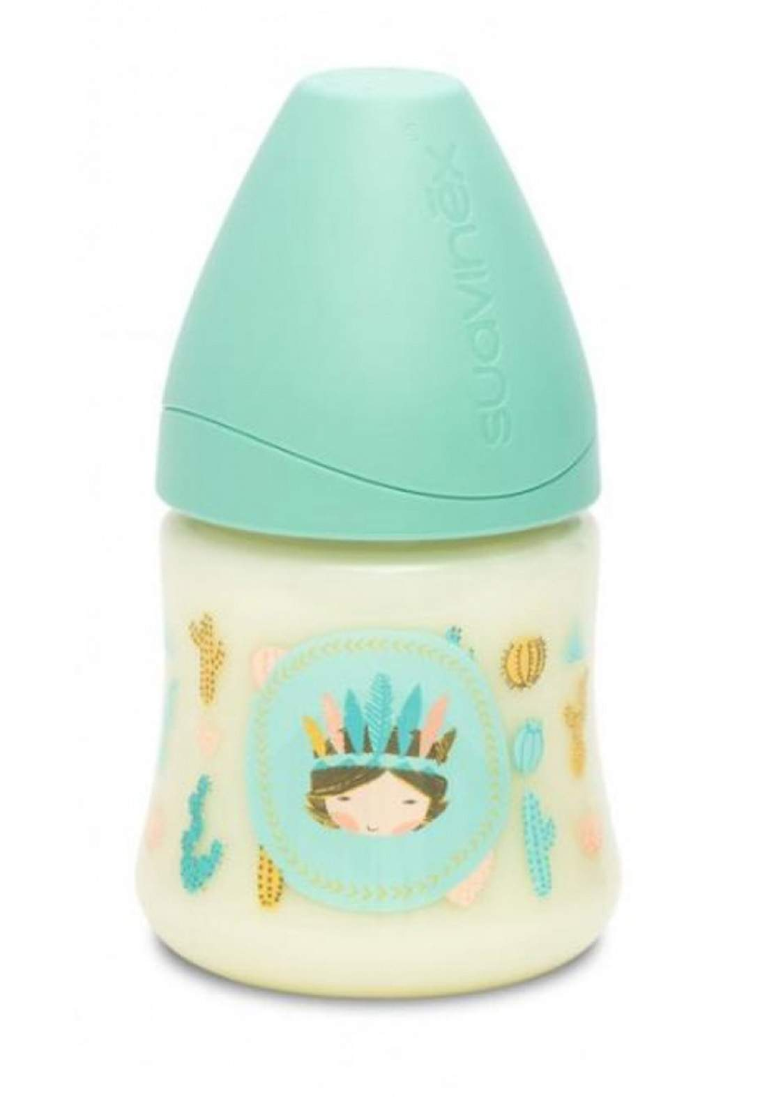 Suavinex Physiological Feeding Bottle 150 ml  رضاعة اطفال