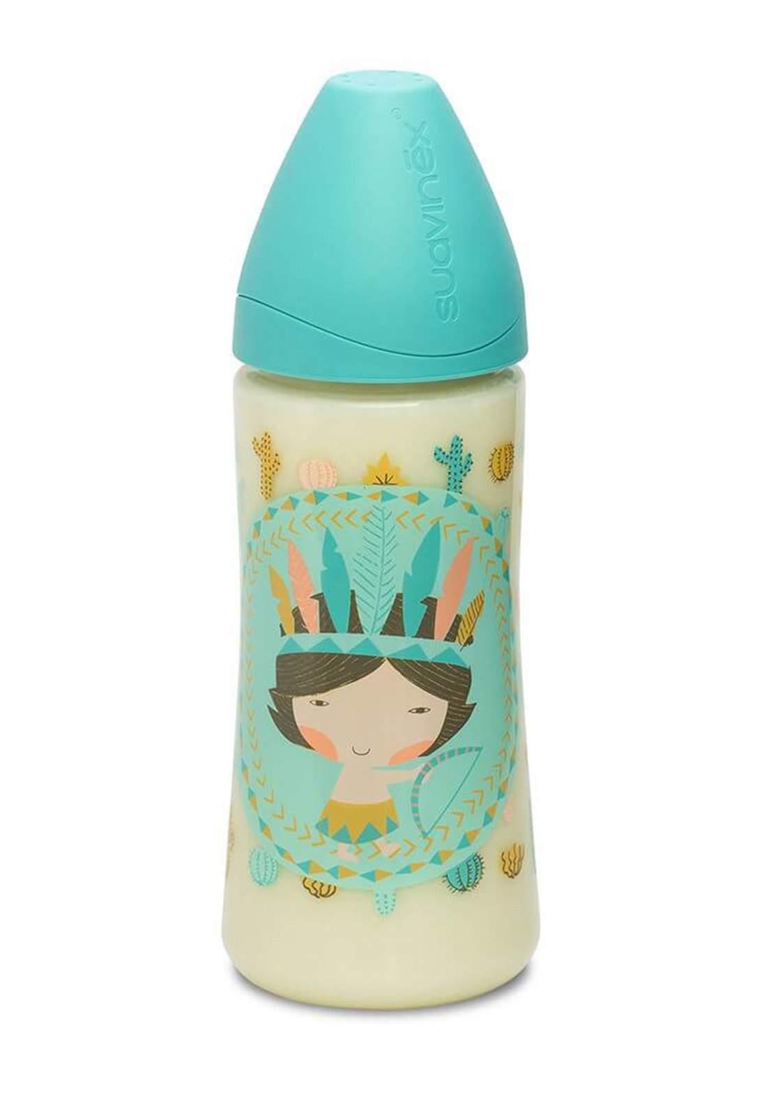 Suavinex Physiological Feeding Bottle 270 ml  رضاعة اطفال